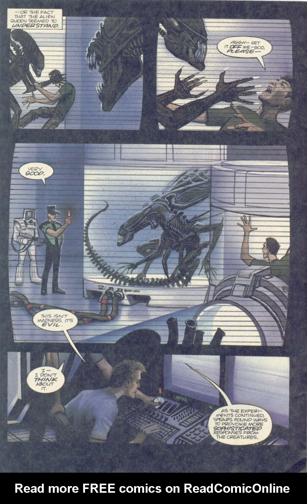Read online Aliens (1989) comic -  Issue #3 - 10