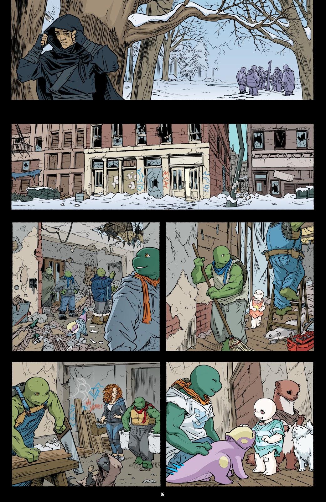 Read online Teenage Mutant Ninja Turtles (2011) comic -  Issue #104 - 18
