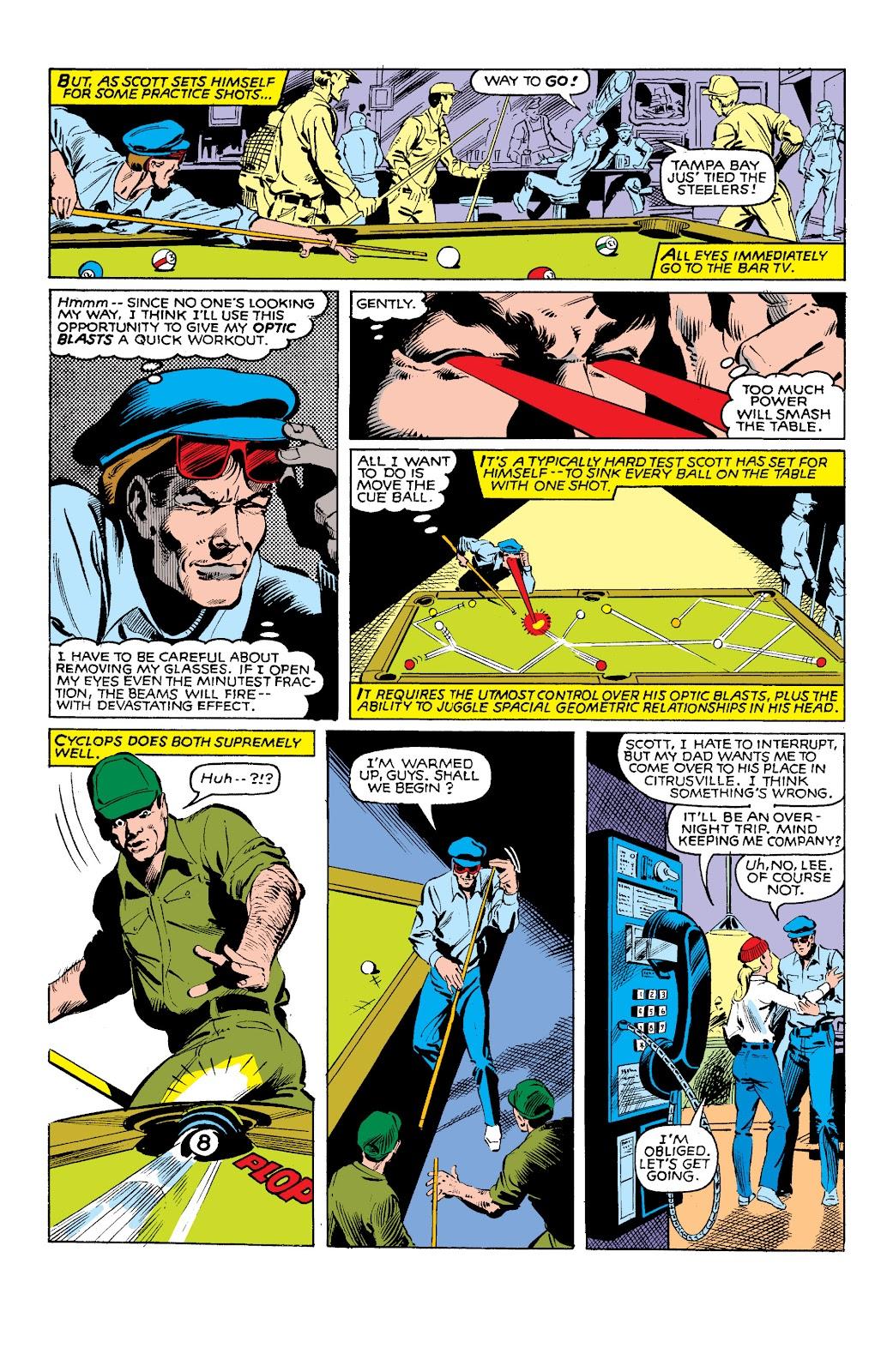 Uncanny X-Men (1963) issue 144 - Page 10