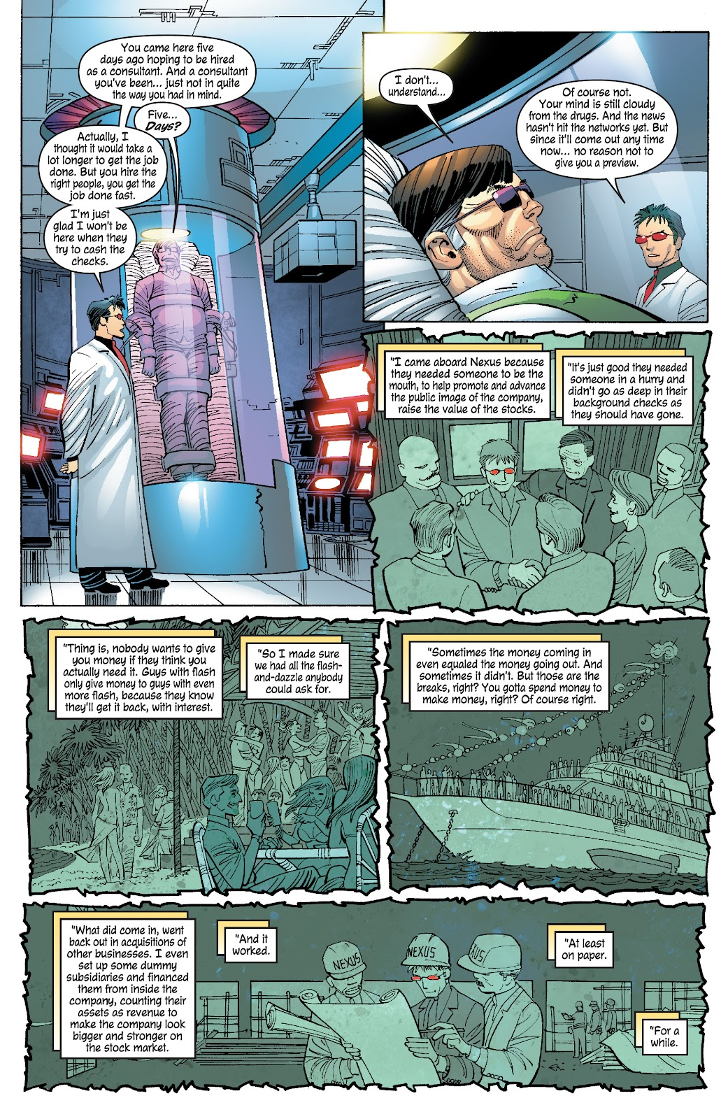 The Amazing Spider-Man by JMS Ultimate Collection issue TPB 1 (Part 4) - Page 1