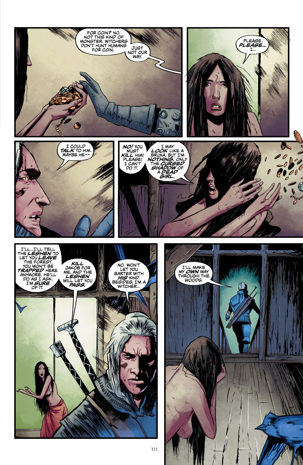 Read online The Witcher Omnibus comic -  Issue # TPB (Part 2) - 14