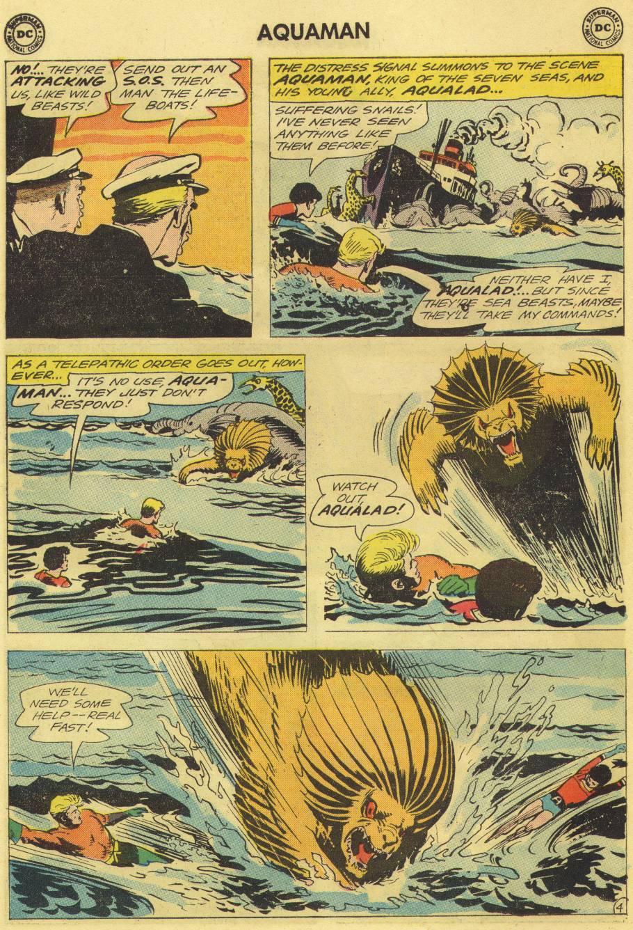 Read online Aquaman (1962) comic -  Issue #12 - 6
