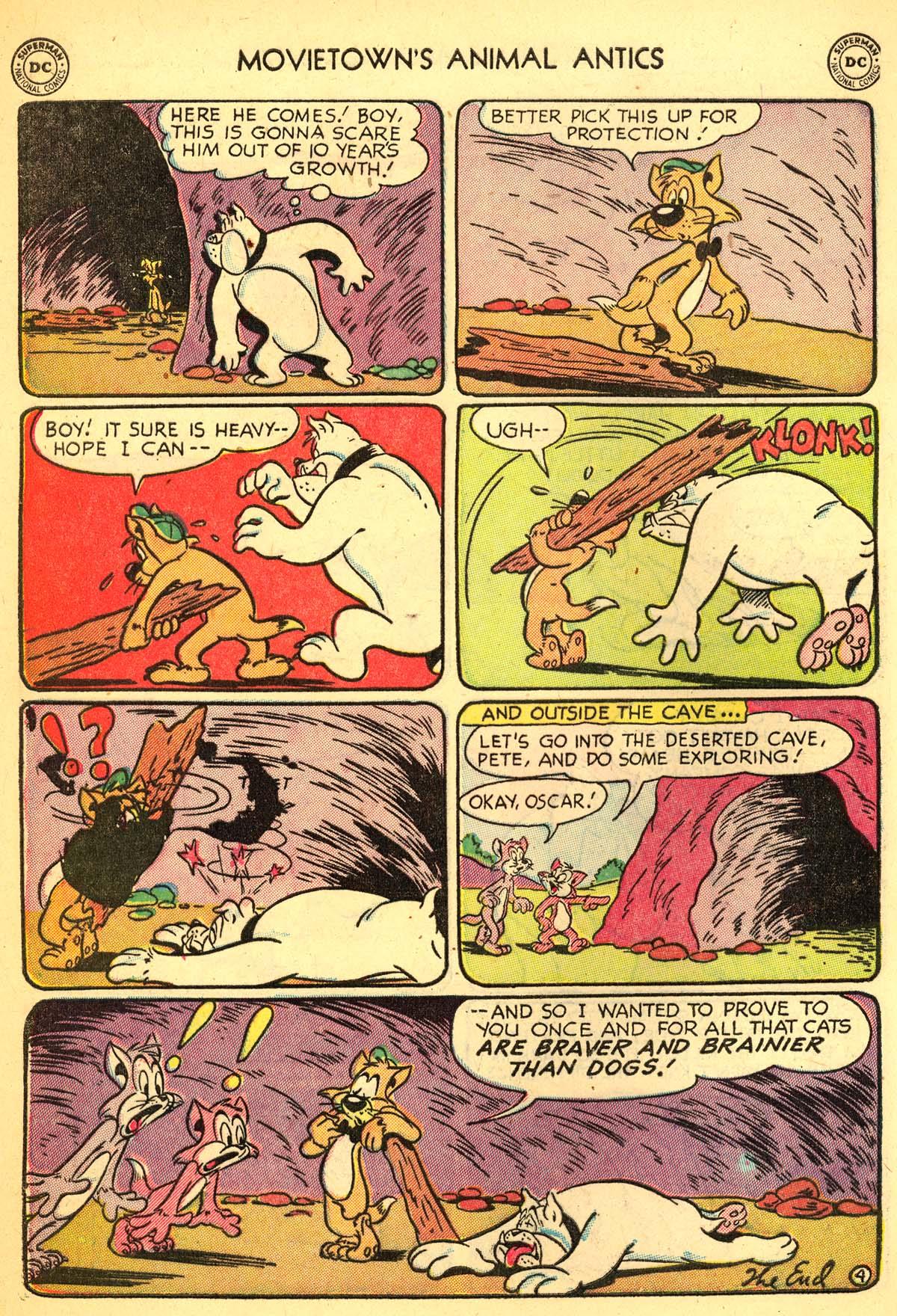 Read online Animal Antics comic -  Issue #36 - 32
