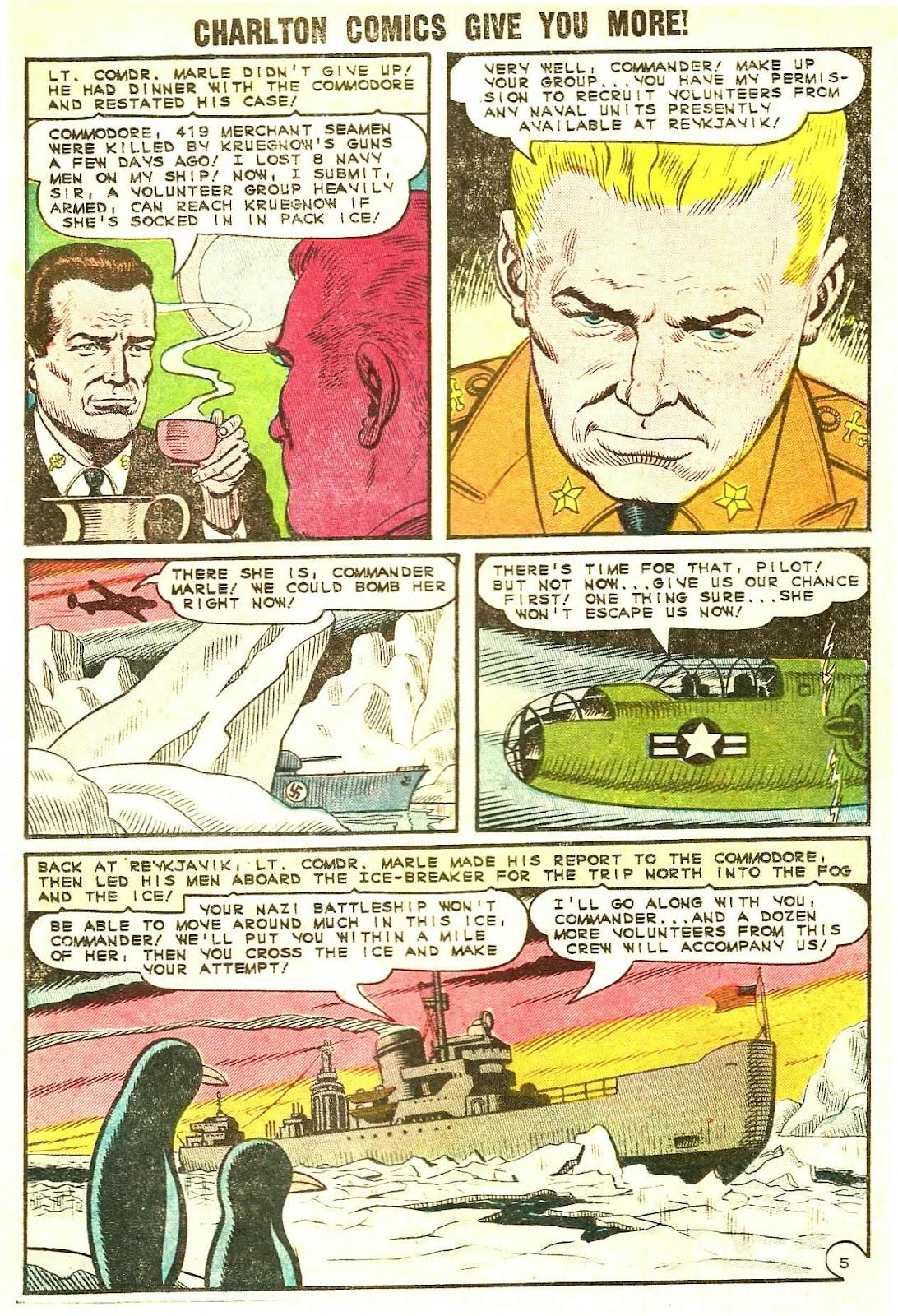 Read online Fightin' Navy comic -  Issue #120 - 19