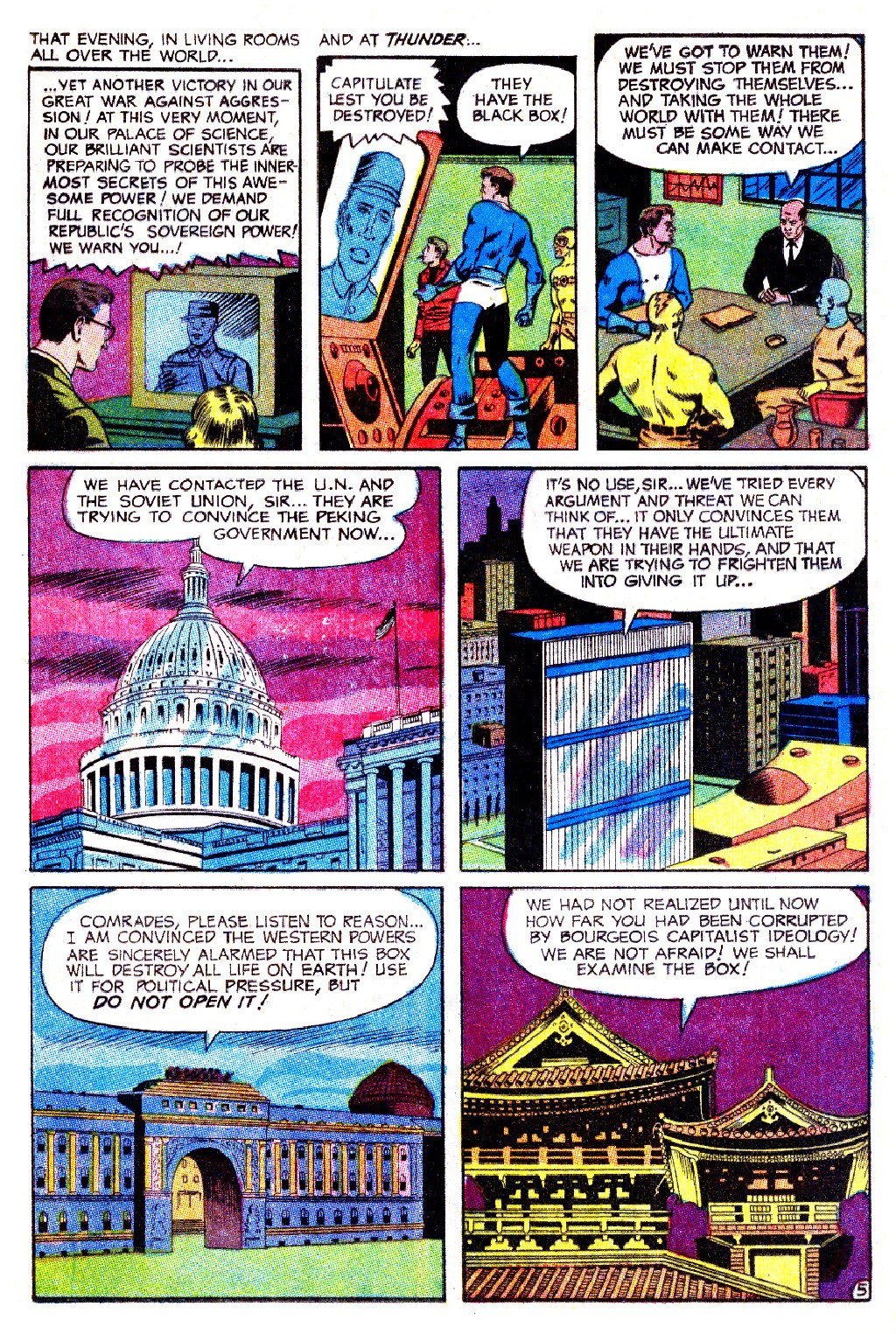T.H.U.N.D.E.R. Agents (1965) issue 9 - Page 47