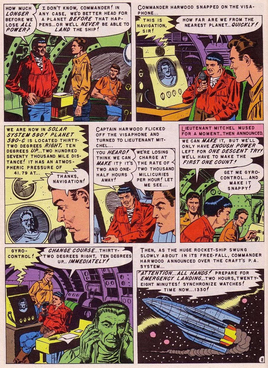 Weird Fantasy (1951) issue 10 - Page 25