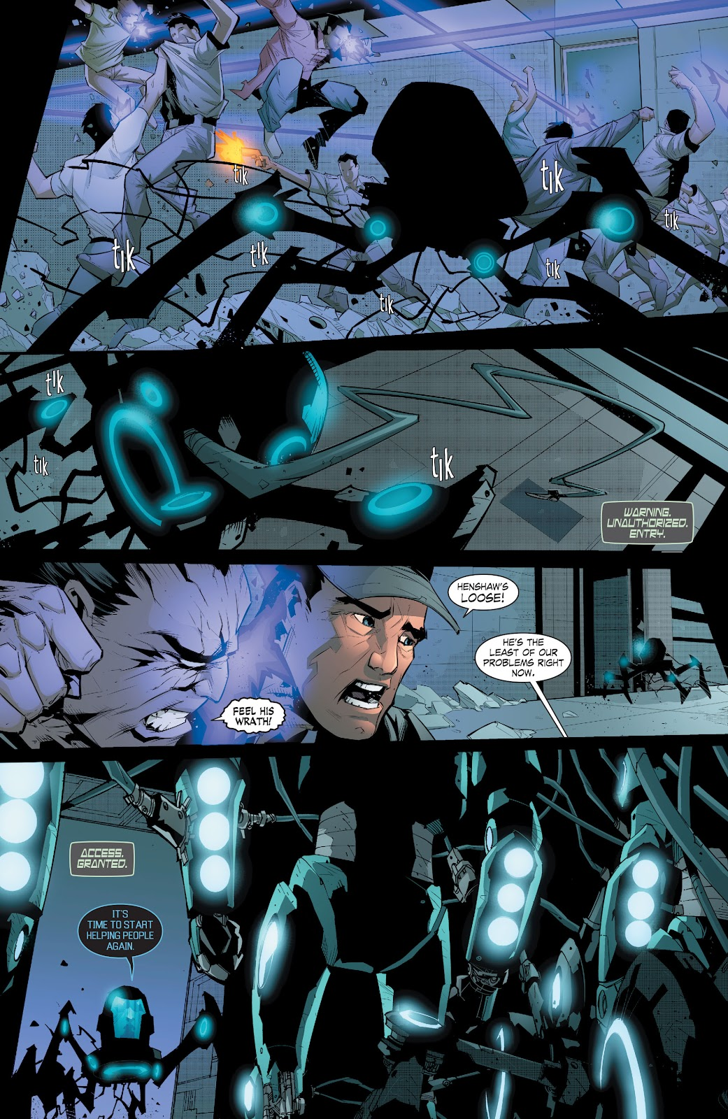 Read online Smallville Season 11 [II] comic -  Issue # TPB 8 - 94