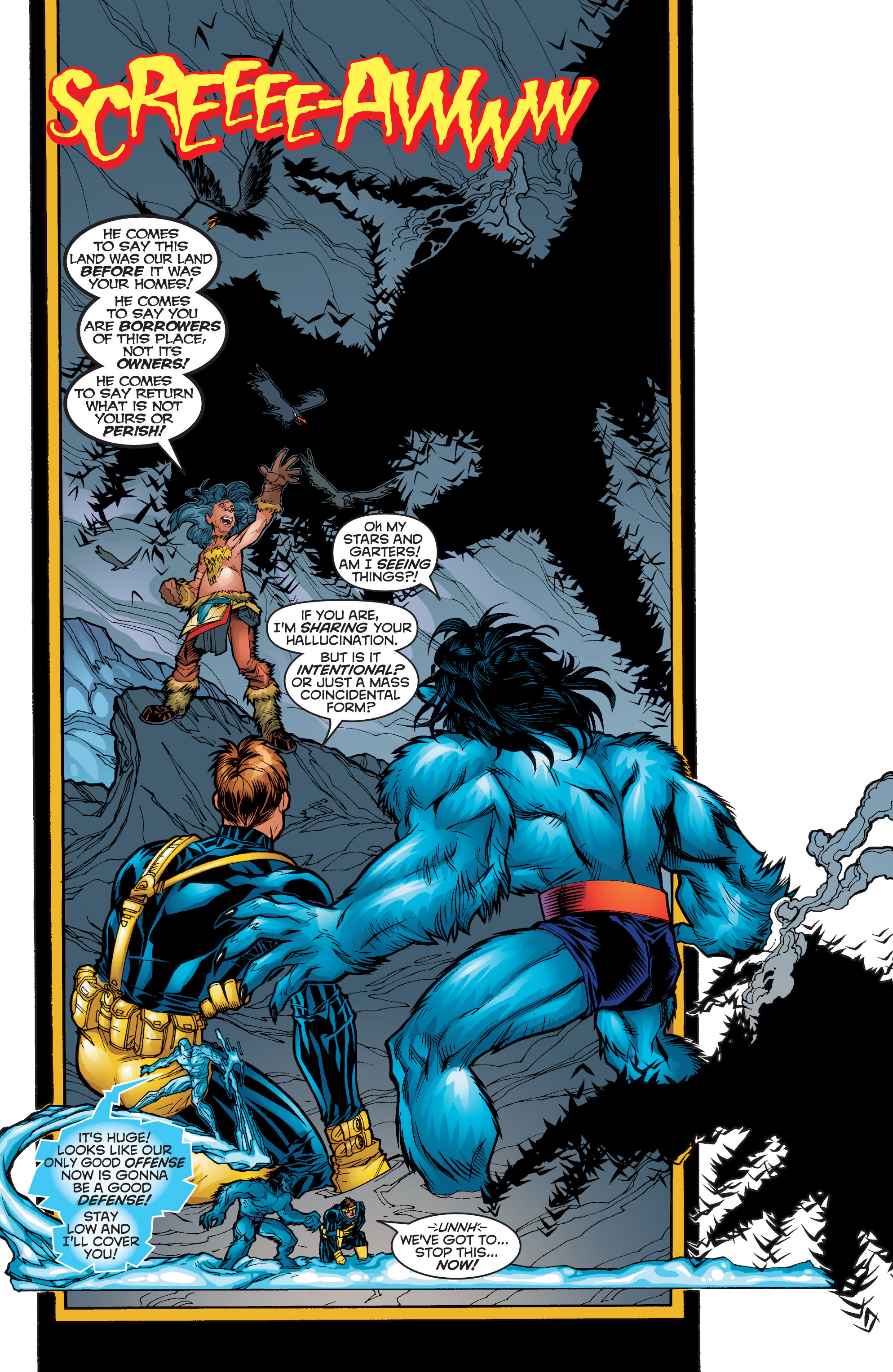 Read online Uncanny X-Men (1963) comic -  Issue #357 - 20