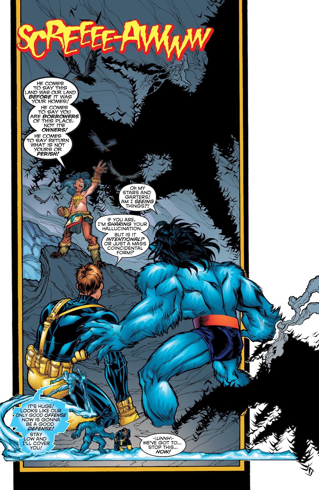 Uncanny X-Men (1963) issue 357 - Page 20
