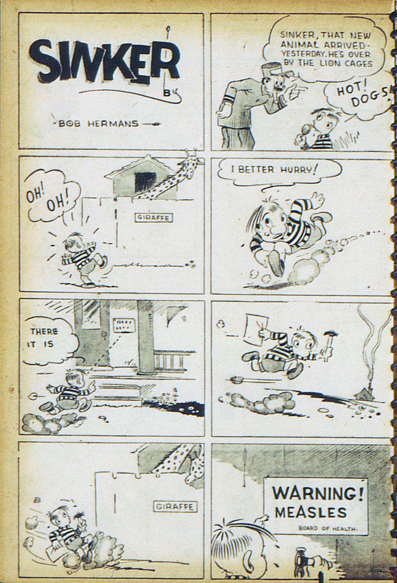 Read online Adventure Comics (1938) comic -  Issue #17 - 37