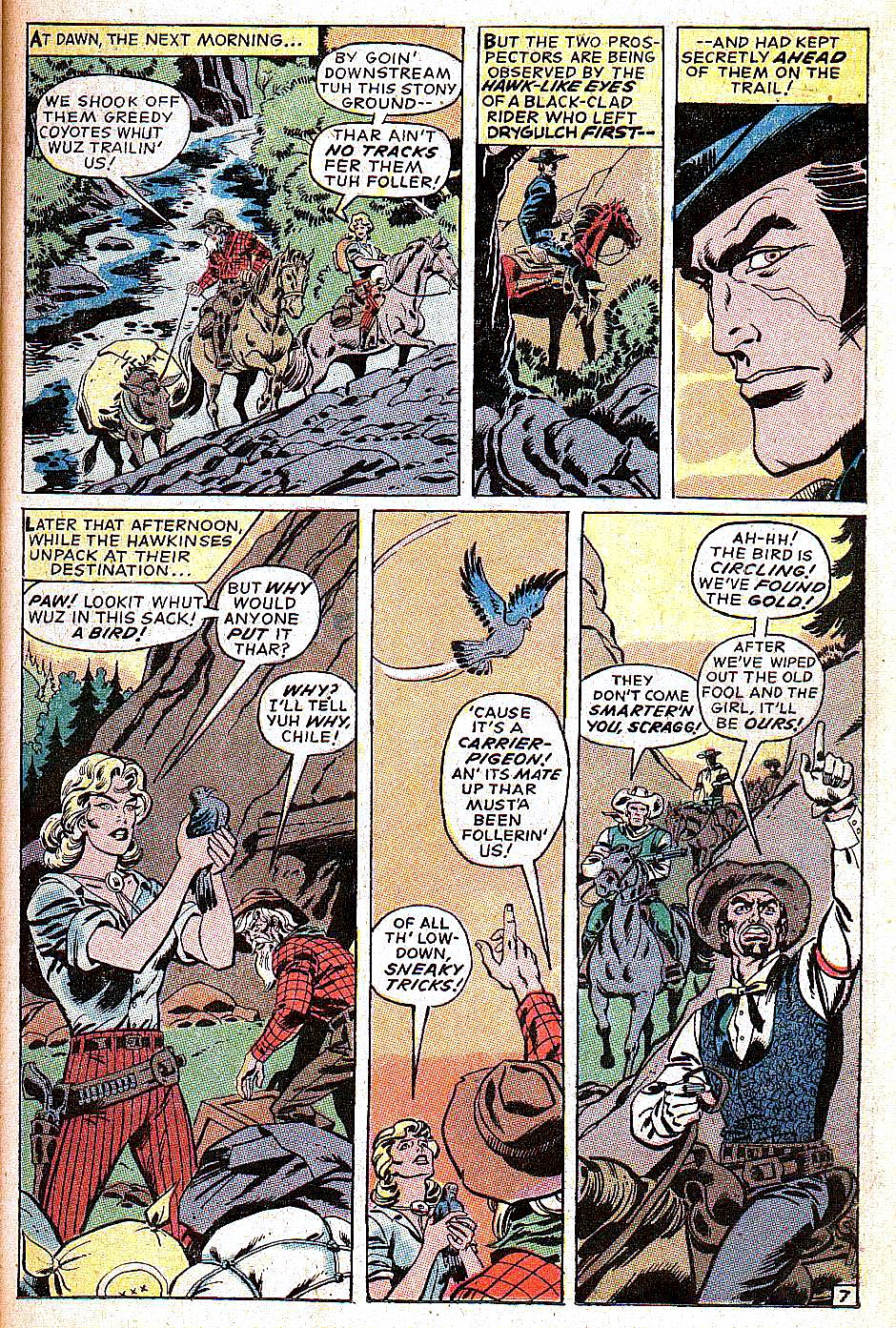 Western Gunfighters issue 1 - Page 8