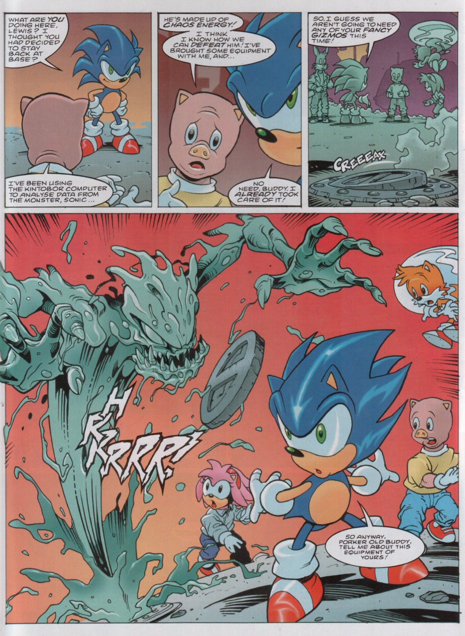 Read online Sonic the Comic comic -  Issue #176 - 4