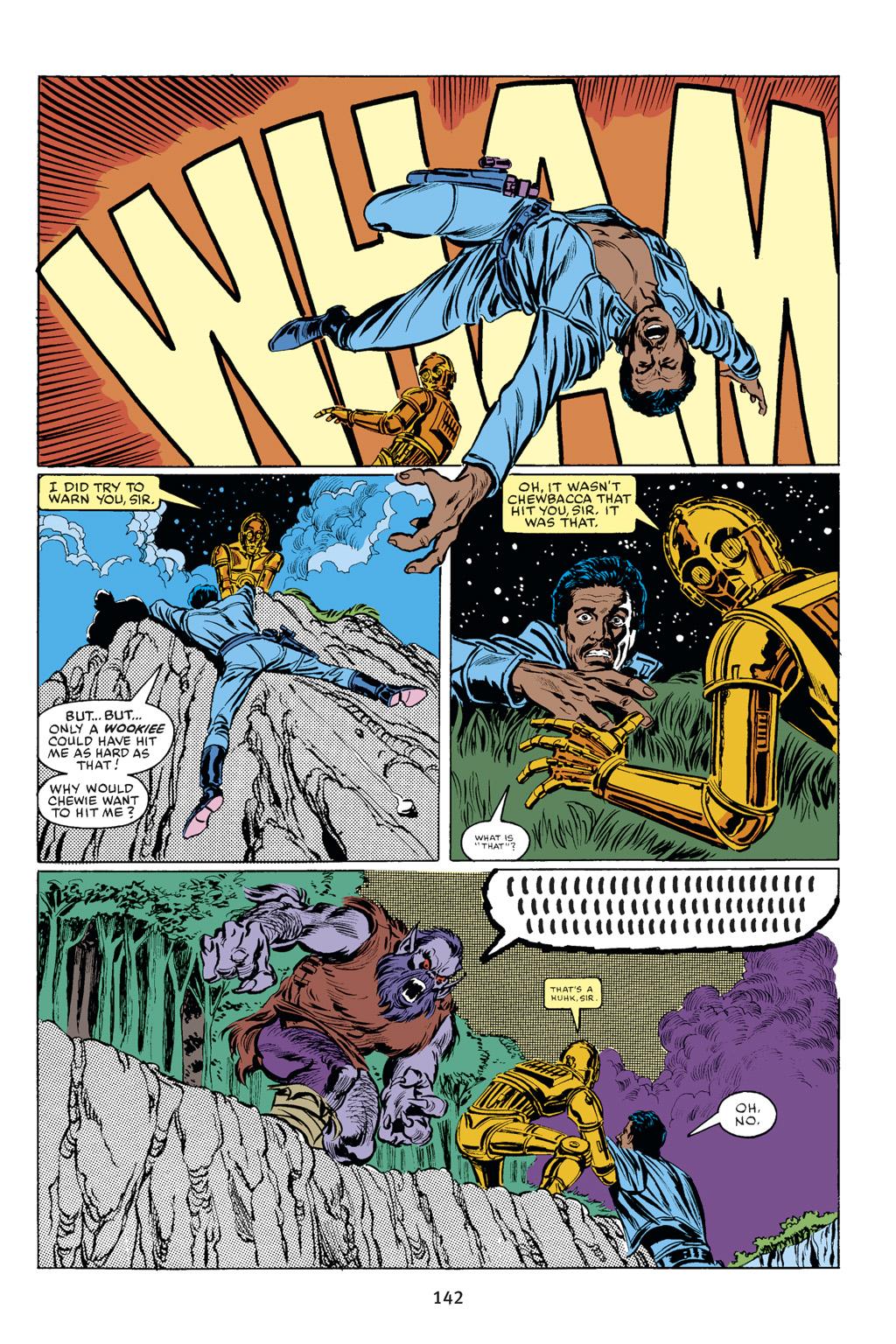 Read online Star Wars Omnibus comic -  Issue # Vol. 18 - 132