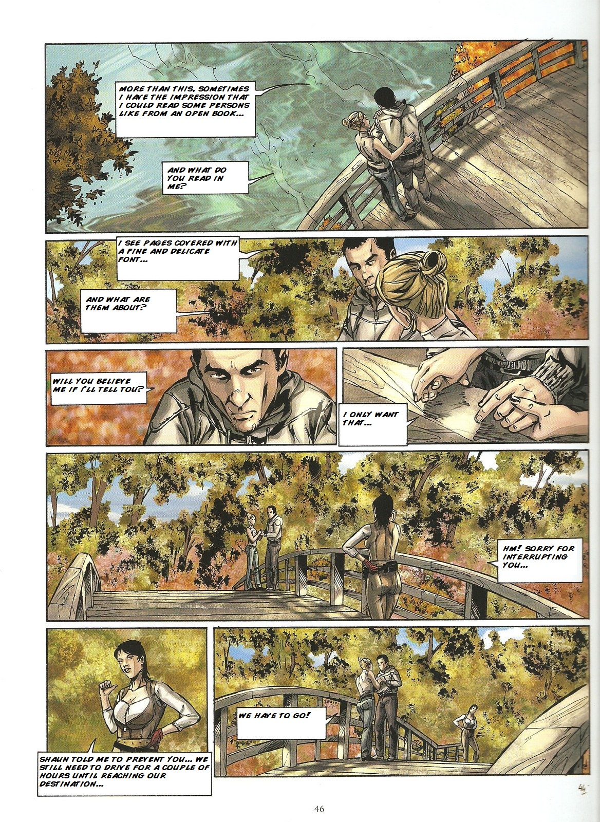 Read online Assassin's Creed (2009) comic -  Issue #2 - 46