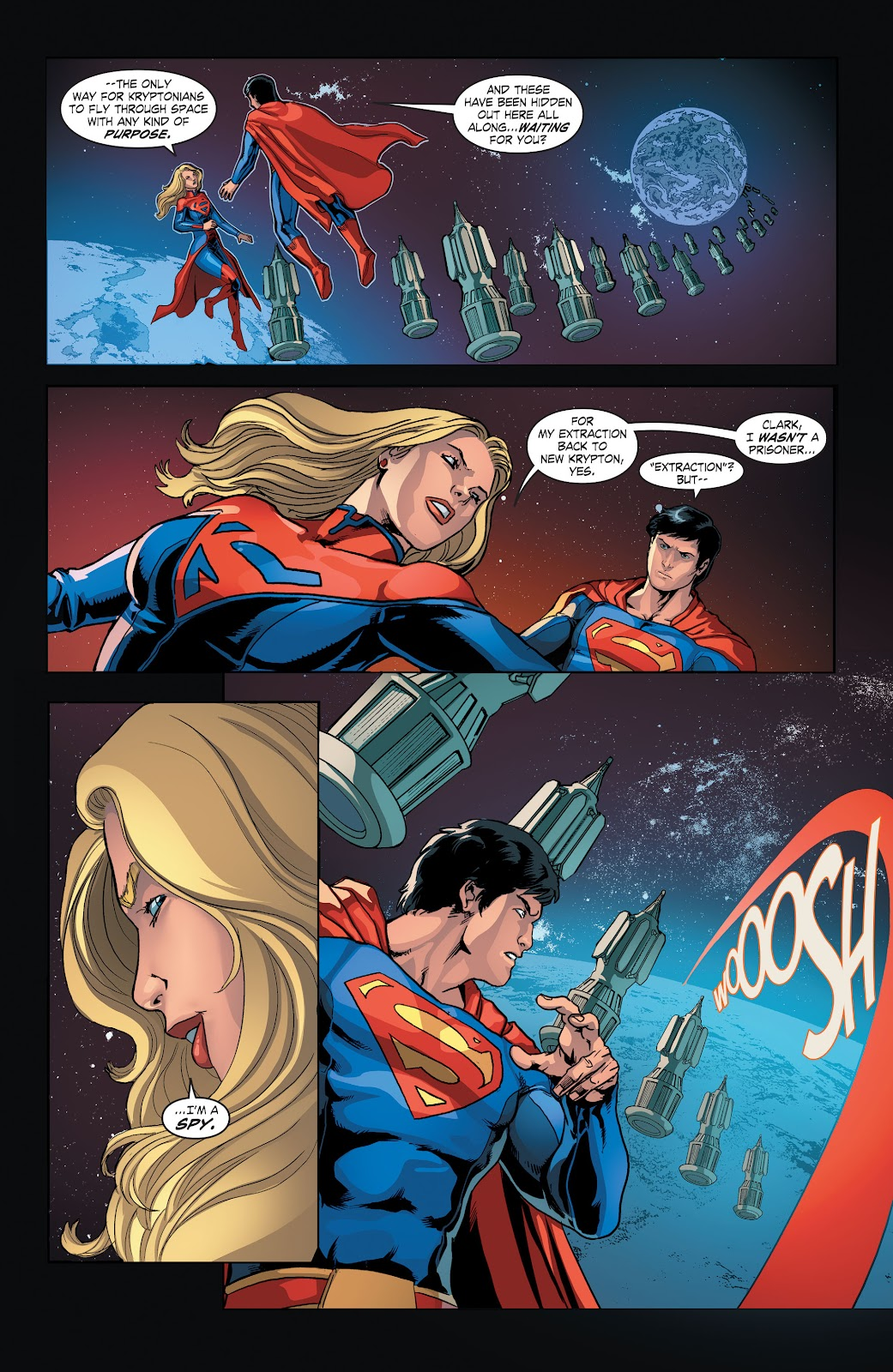 Read online Smallville Season 11 [II] comic -  Issue # TPB 4 - 43