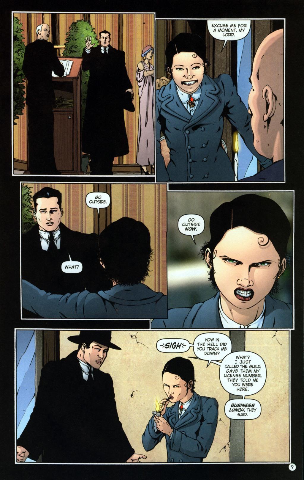 Read online Rex Mundi comic -  Issue #8 - 13