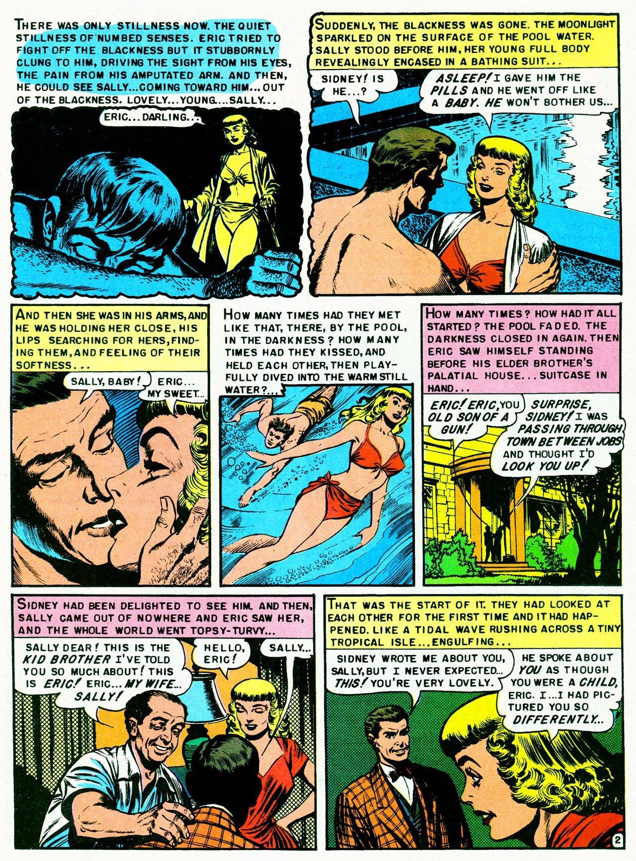 Read online Shock SuspenStories comic -  Issue #8 - 4