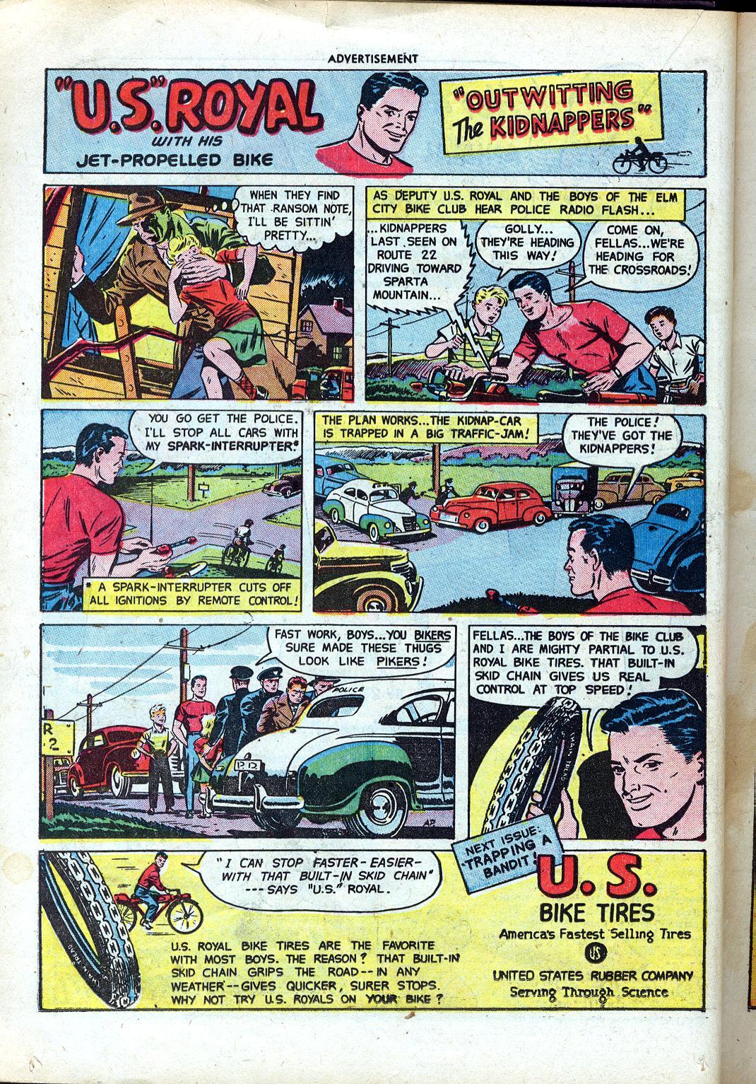 Read online Wonder Woman (1942) comic -  Issue #24 - 20