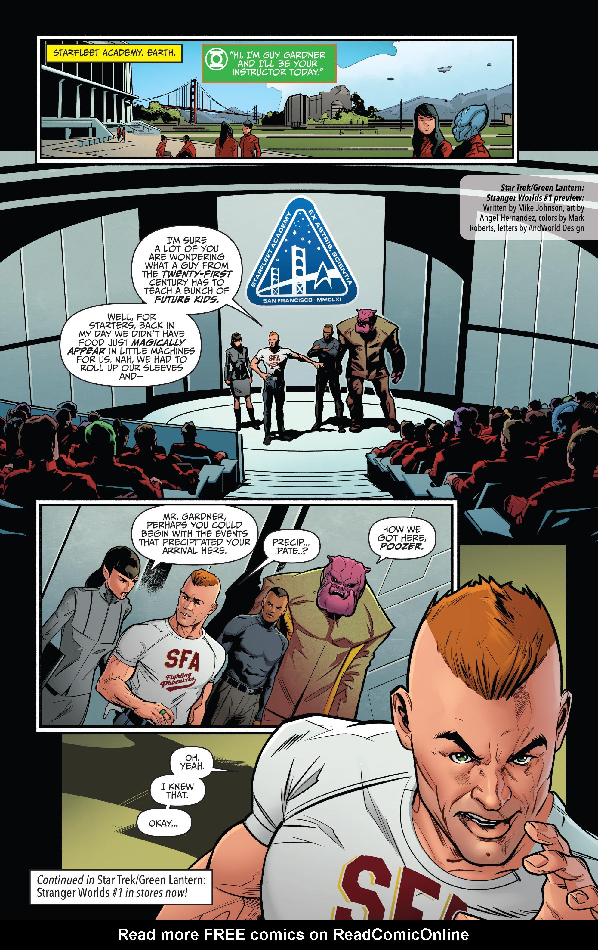 Read online Star Trek: Deviations comic -  Issue # Full - 39