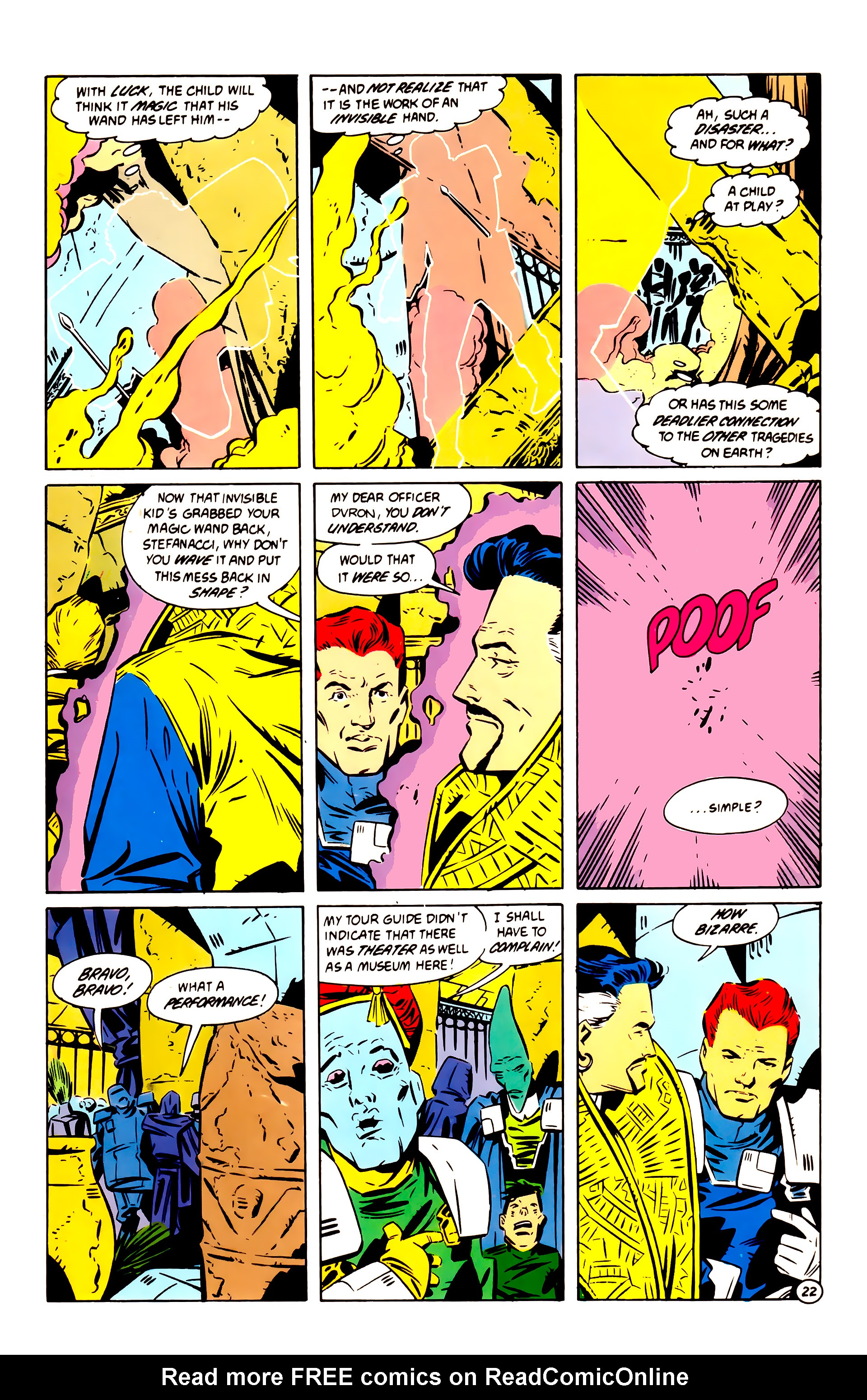Legion of Super-Heroes (1984) 60 Page 22