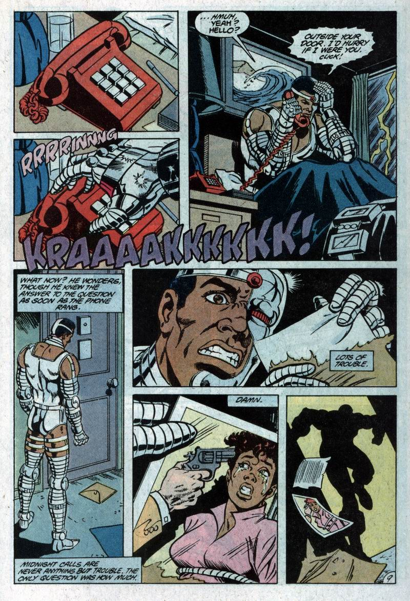 Teen Titans Spotlight issue 13 - Page 10