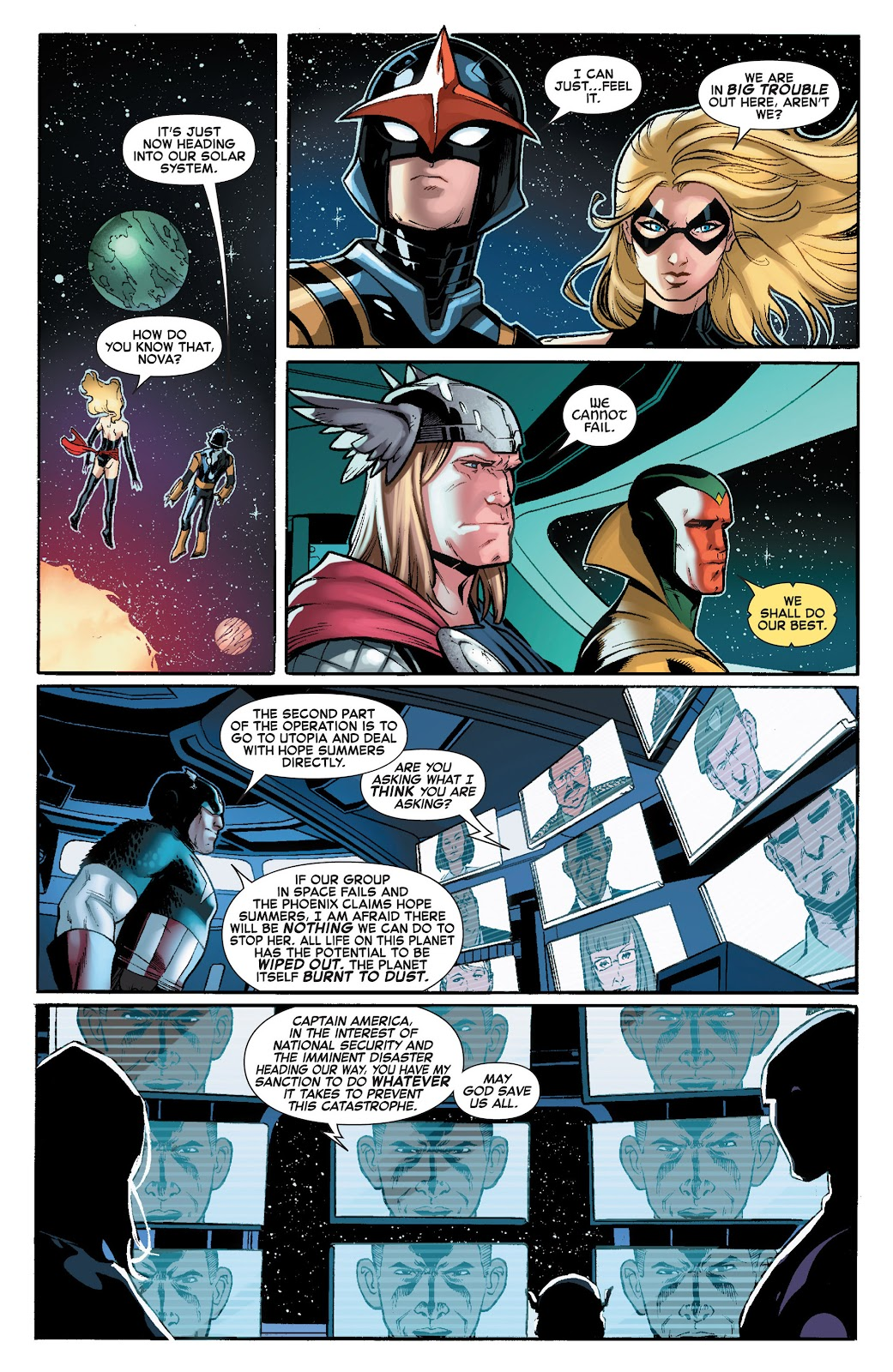 Read online What If? AvX comic -  Issue #1 - 7