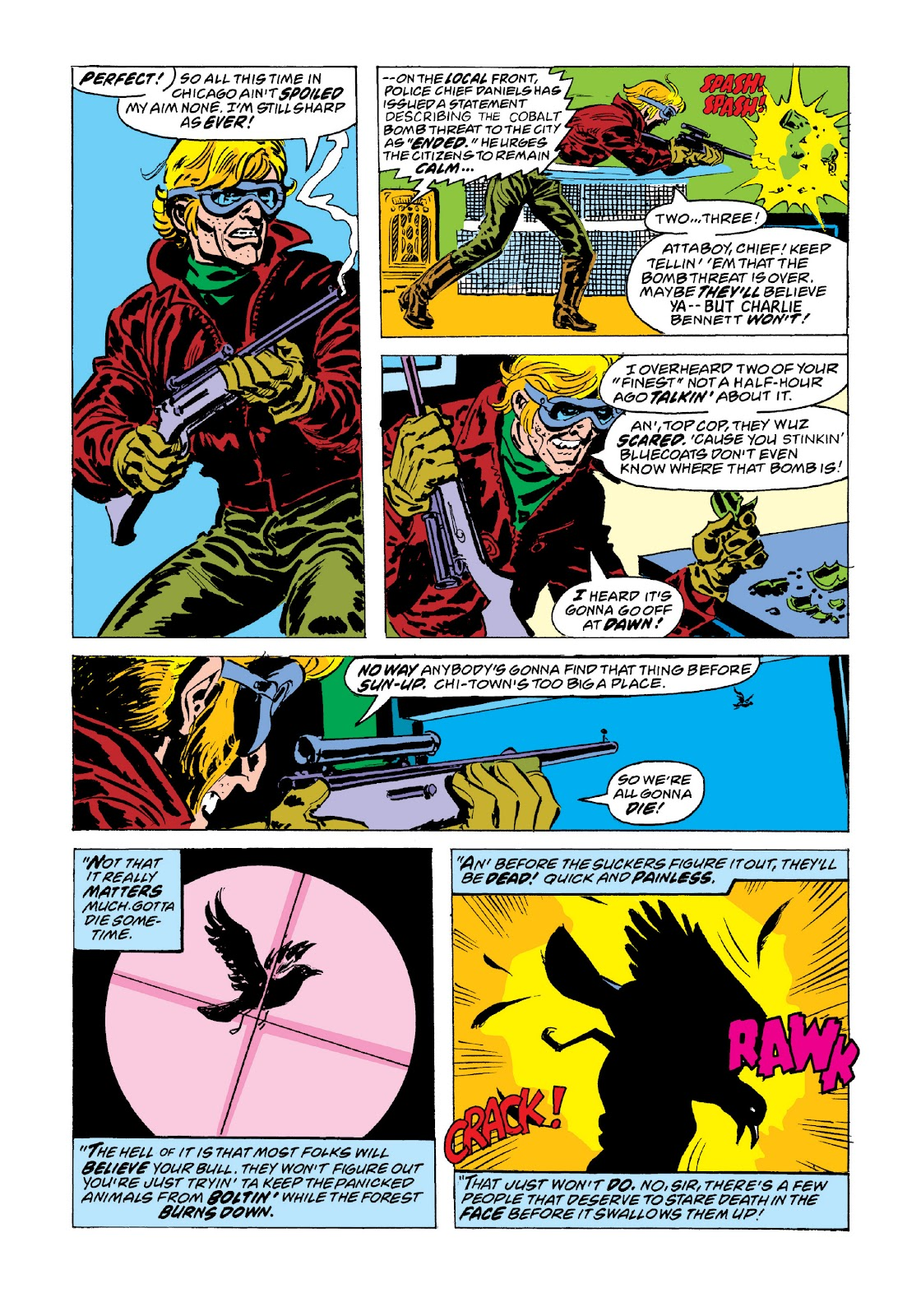Read online Marvel Masterworks: Luke Cage, Power Man comic -  Issue # TPB 3 (Part 3) - 84