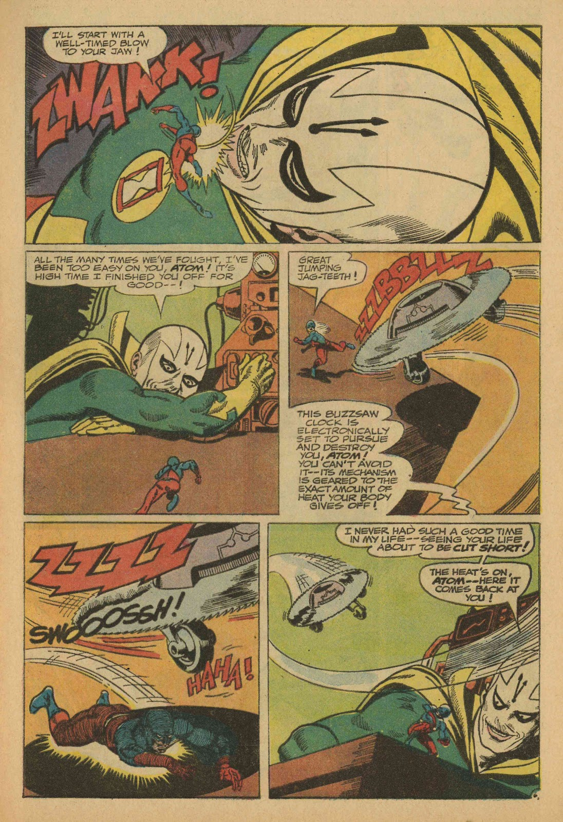 The Atom issue 28 - Page 9