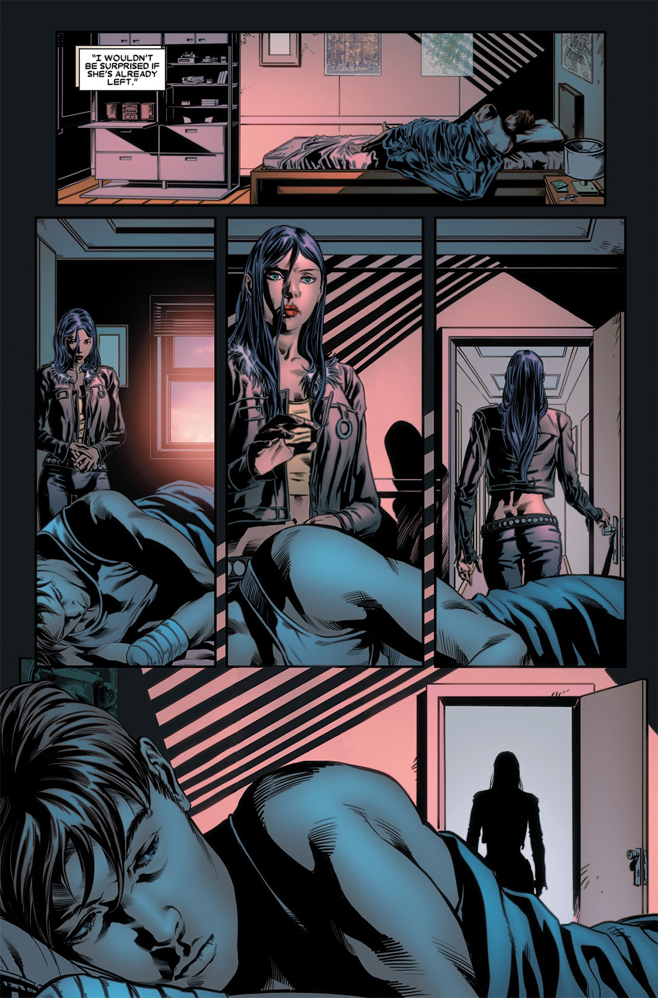 Read online X-23 (2010) comic -  Issue #3 - 21