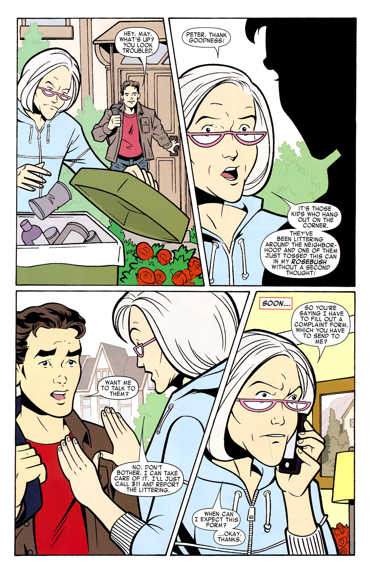 Read online Amazing Spider-Man Family comic -  Issue #6 - 40