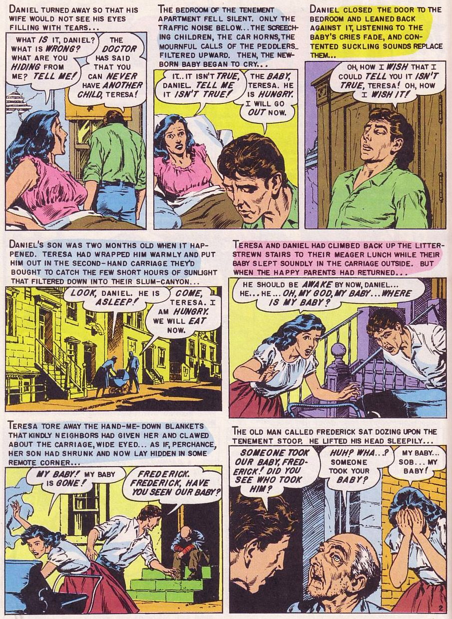 Read online Shock SuspenStories comic -  Issue #12 - 19