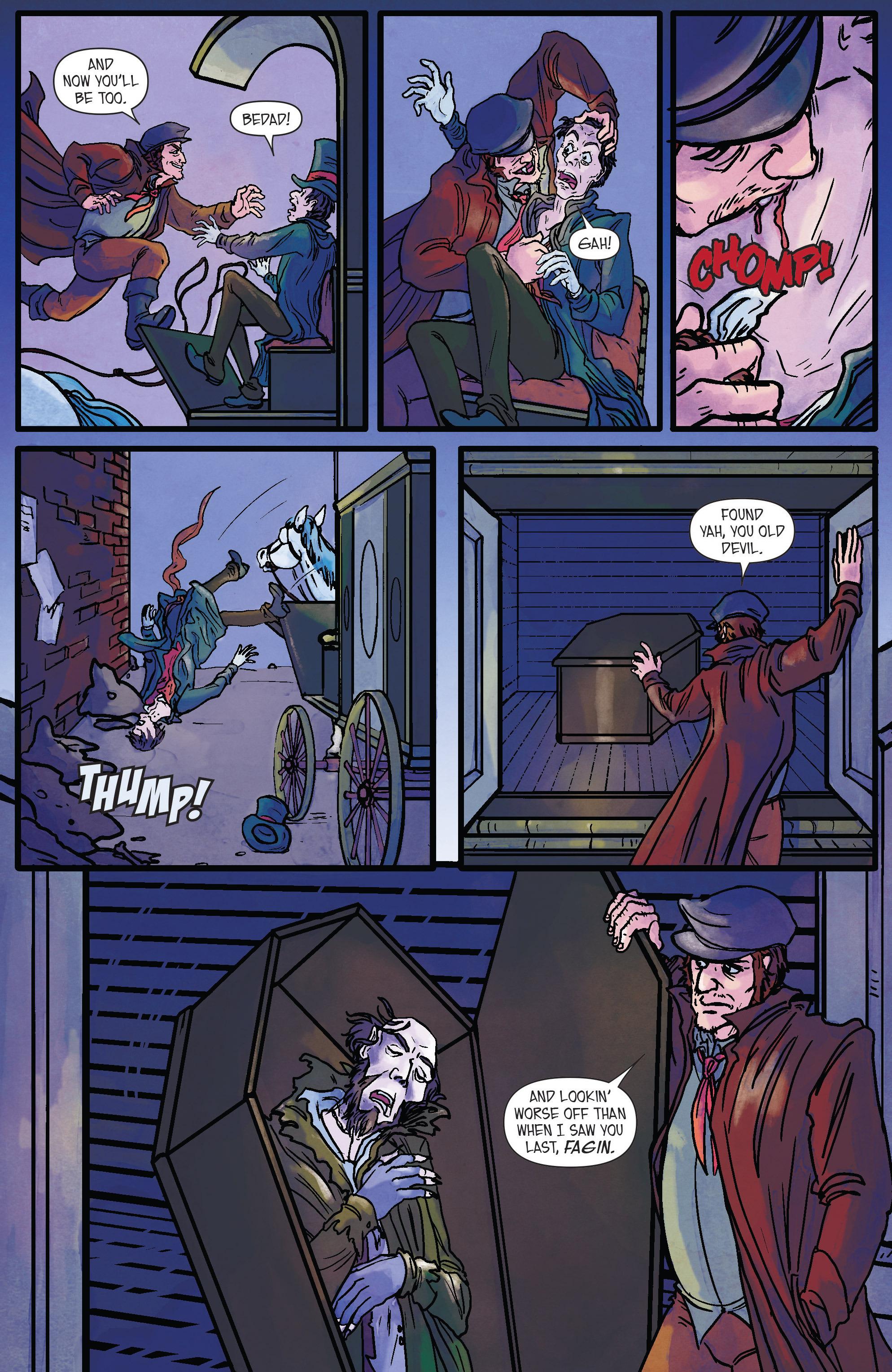 Read online Artful comic -  Issue #1 - 4