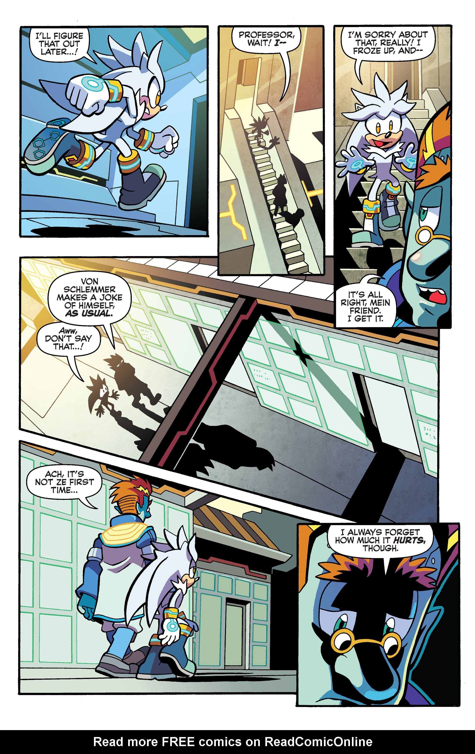 Read online Sonic Universe comic -  Issue #80 - 6