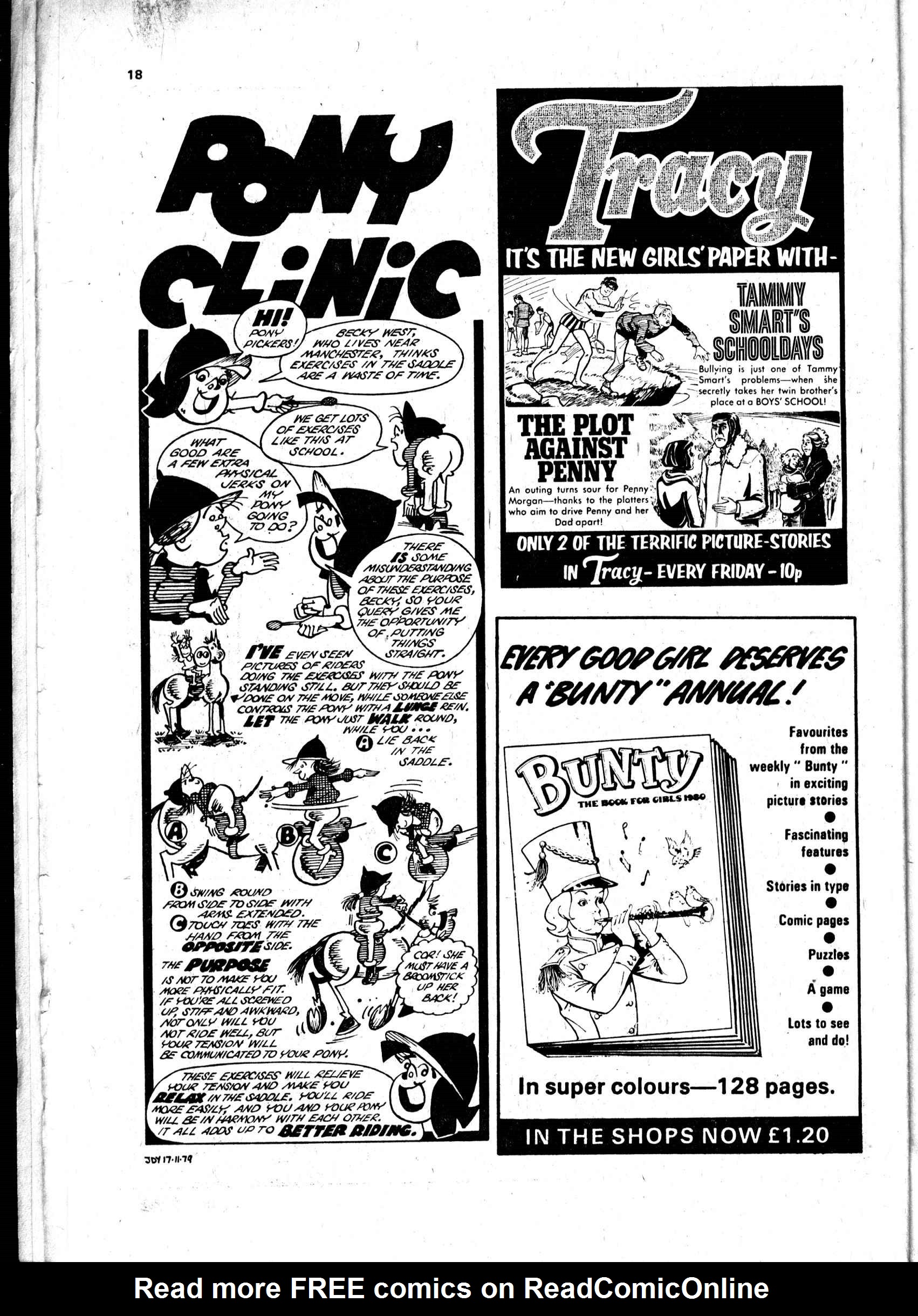 Read online Judy comic -  Issue #36 - 18