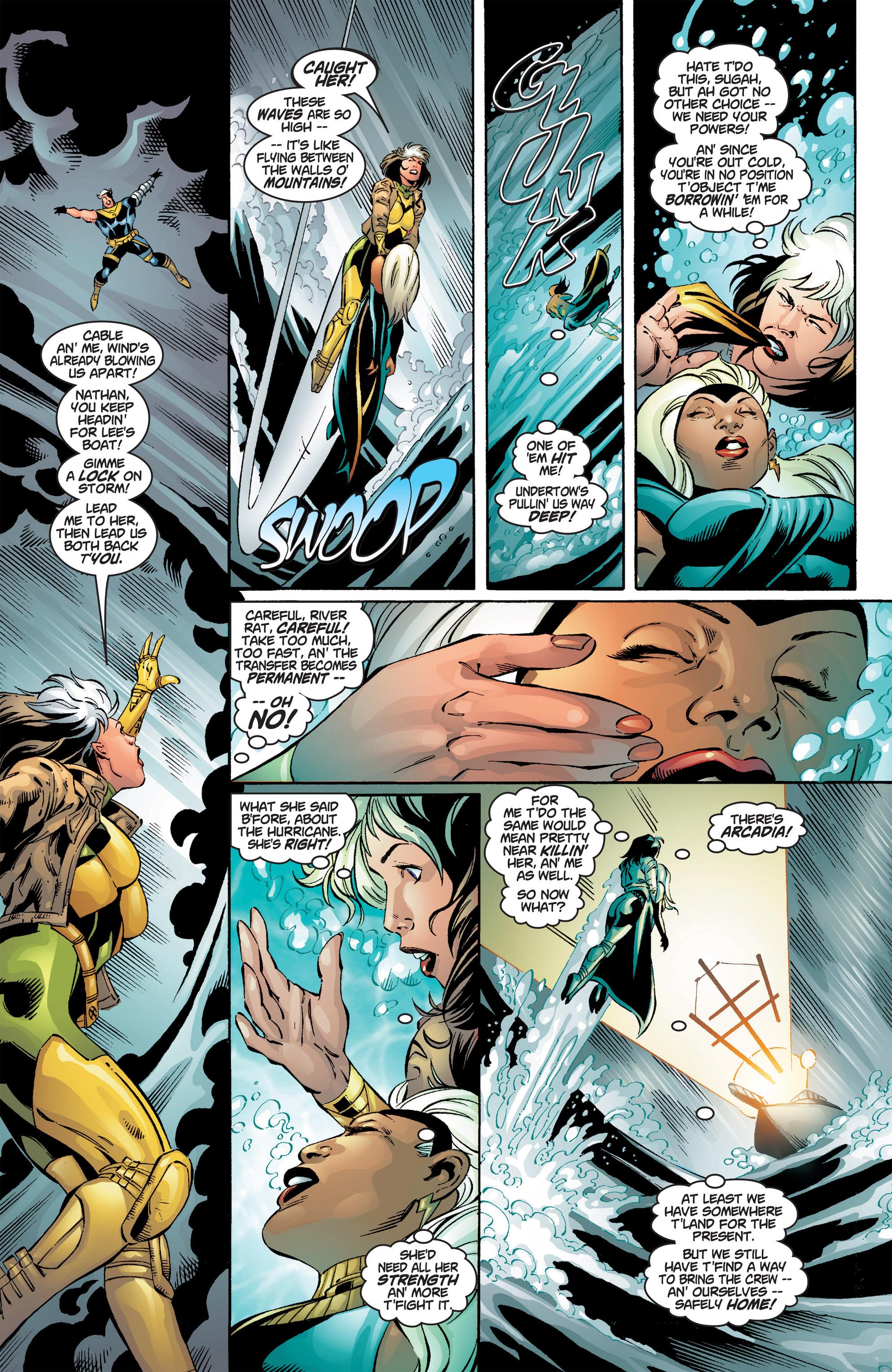 Read online Uncanny X-Men (1963) comic -  Issue #386 - 11