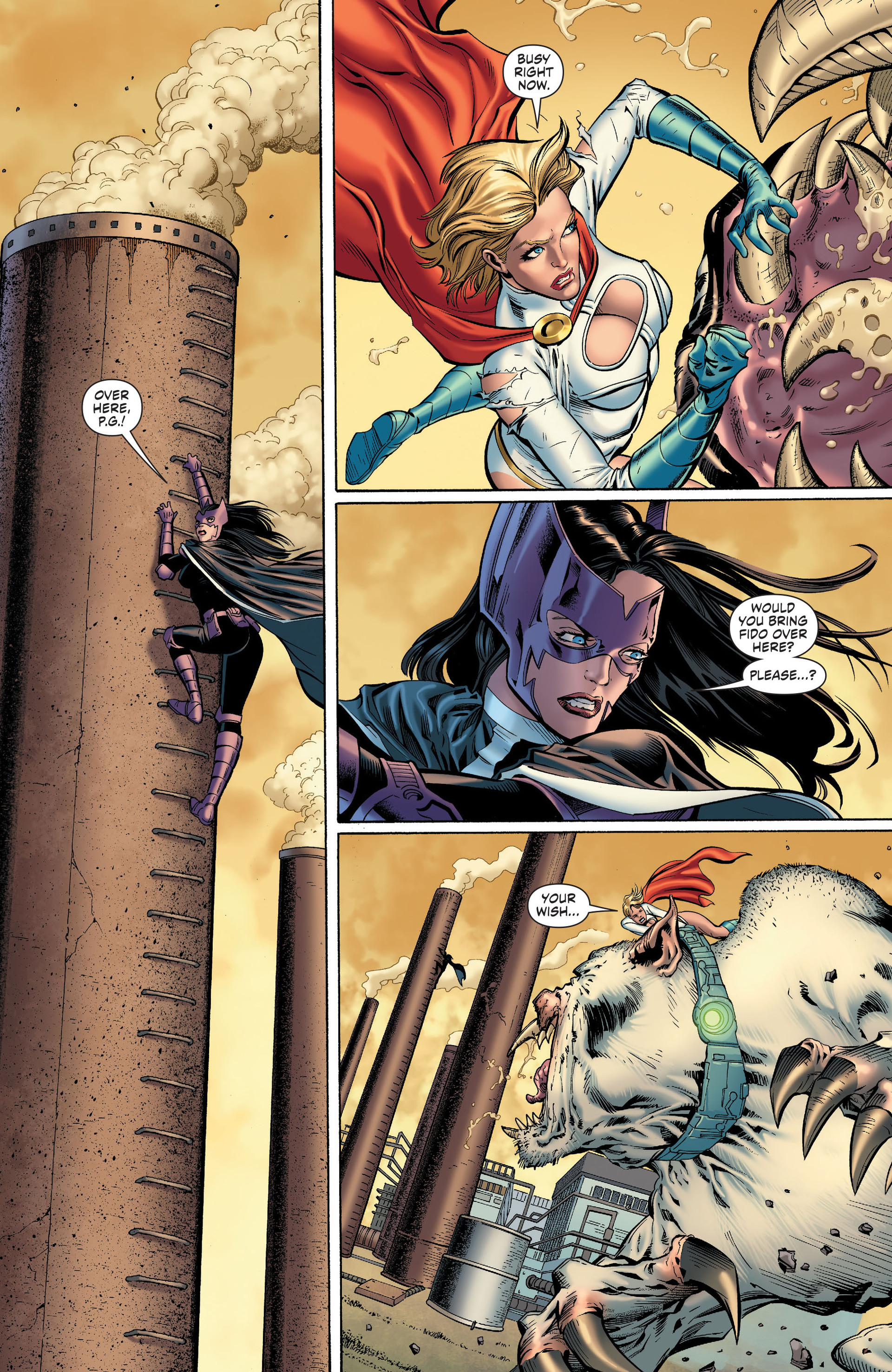Read online Worlds' Finest comic -  Issue #13 - 19