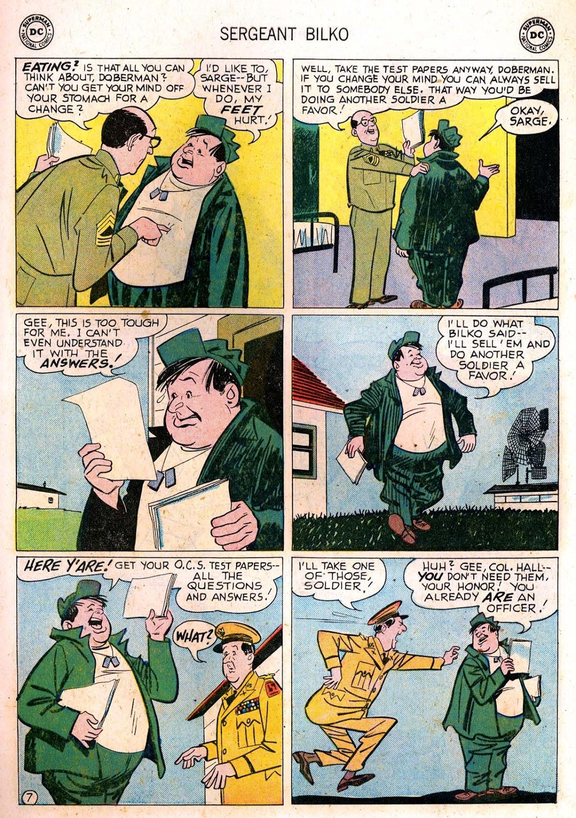 Sergeant Bilko issue 7 - Page 9