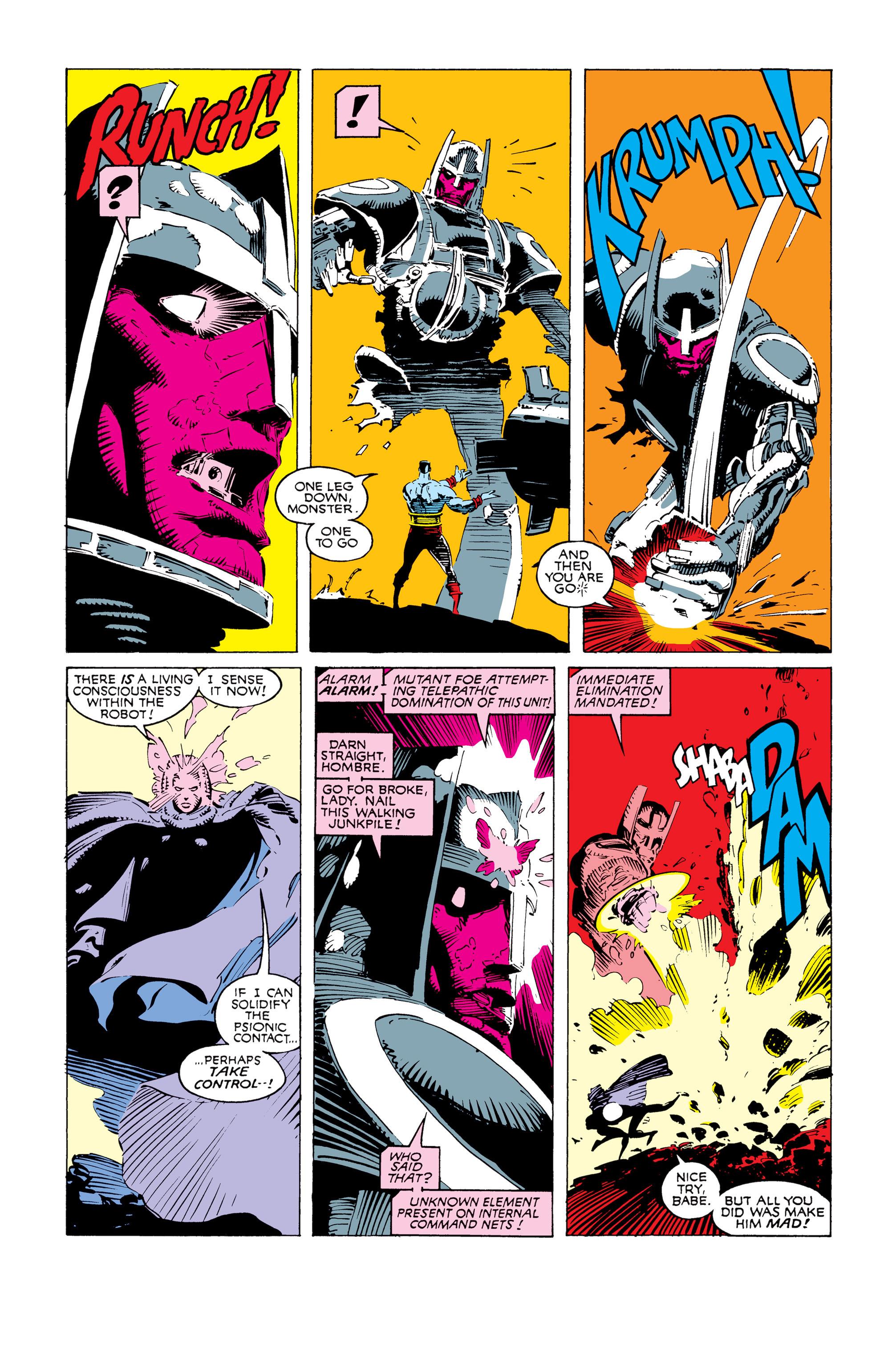 Read online Uncanny X-Men (1963) comic -  Issue #247 - 15