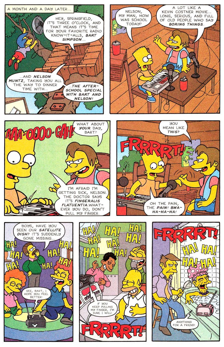 Read online Simpsons Comics Presents Bart Simpson comic -  Issue #29 - 18