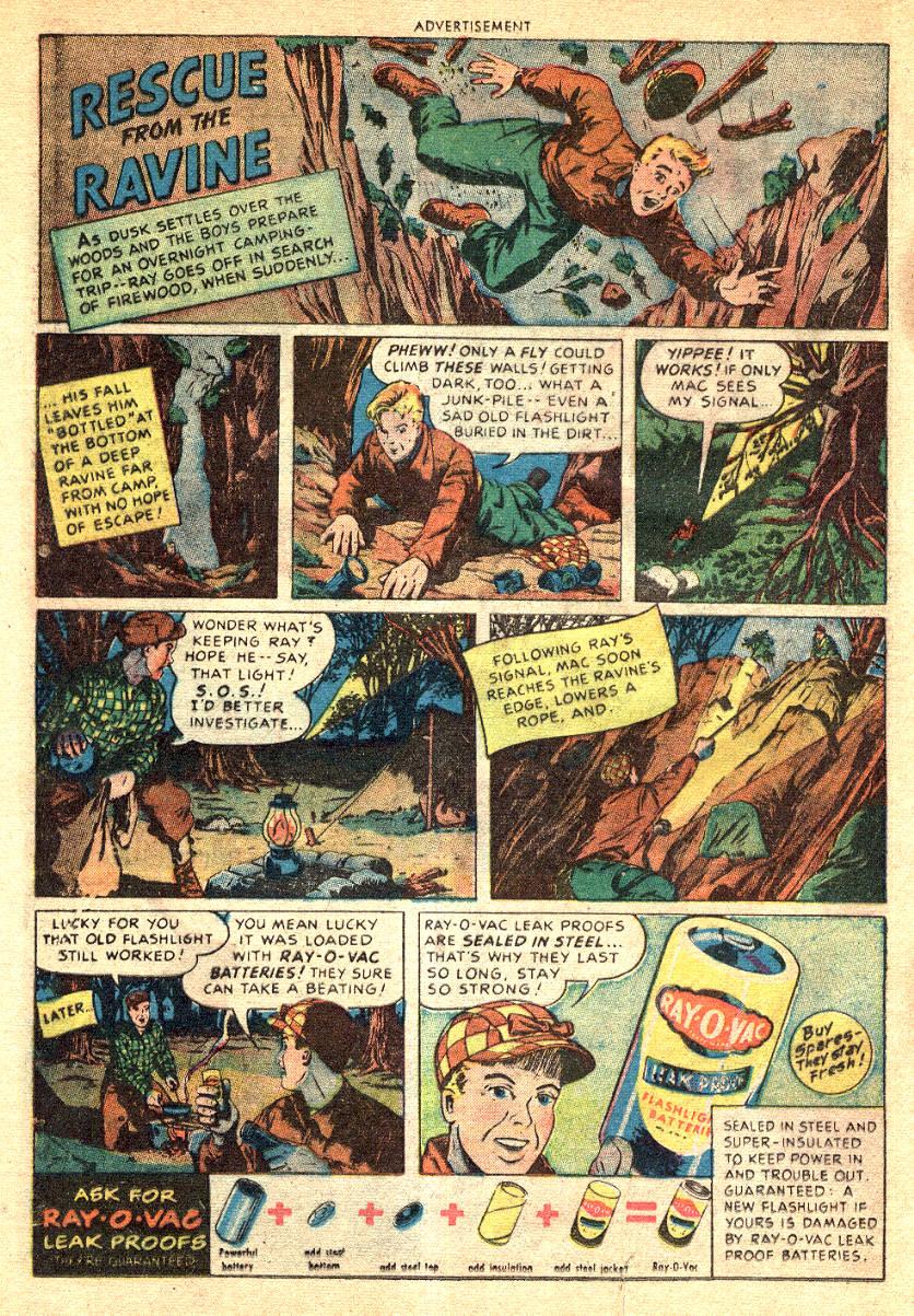 Read online Adventure Comics (1938) comic -  Issue #145 - 41