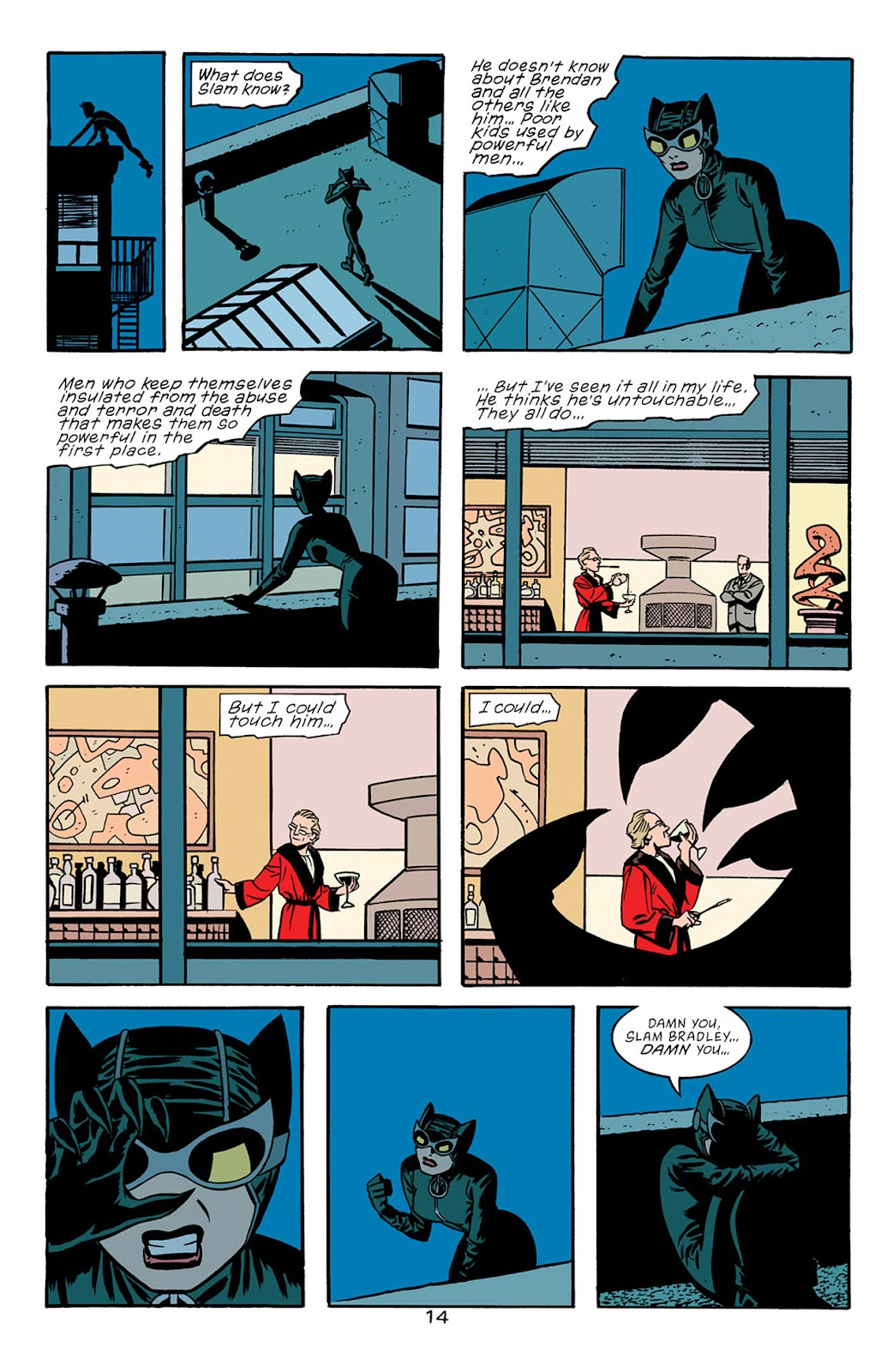 Catwoman (2002) Issue #5 #5 - English 15