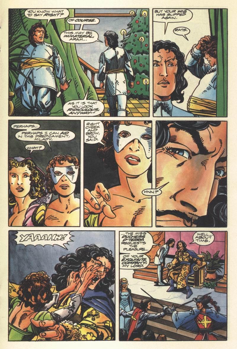 Read online Eternal Warrior (1992) comic -  Issue #8 - 20