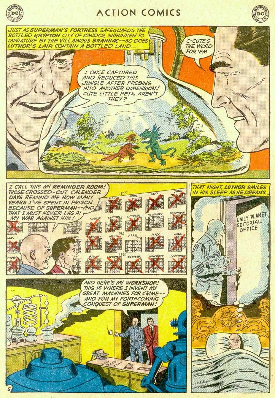 Action Comics (1938) 277 Page 6
