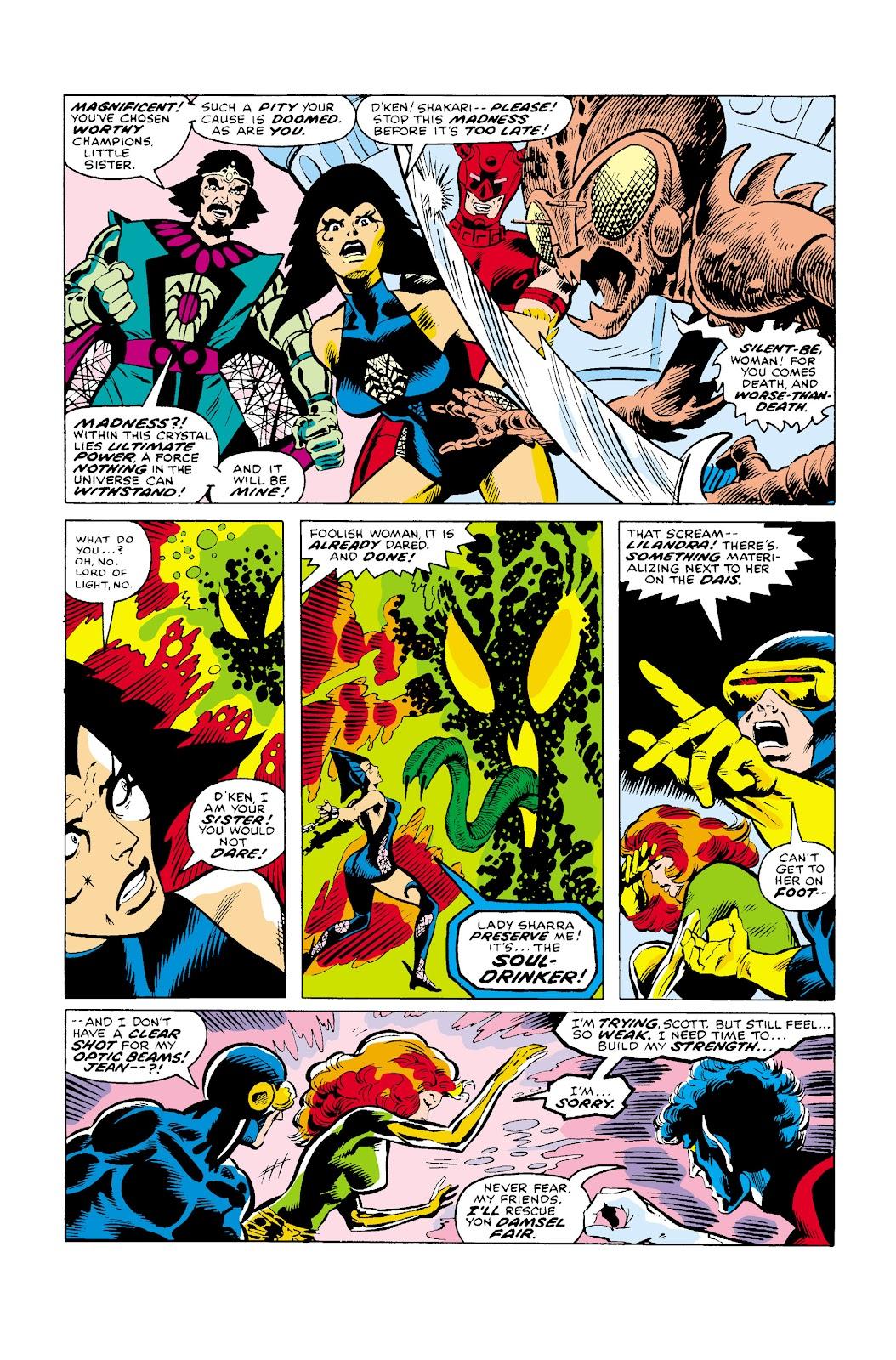 Uncanny X-Men (1963) issue 107 - Page 8