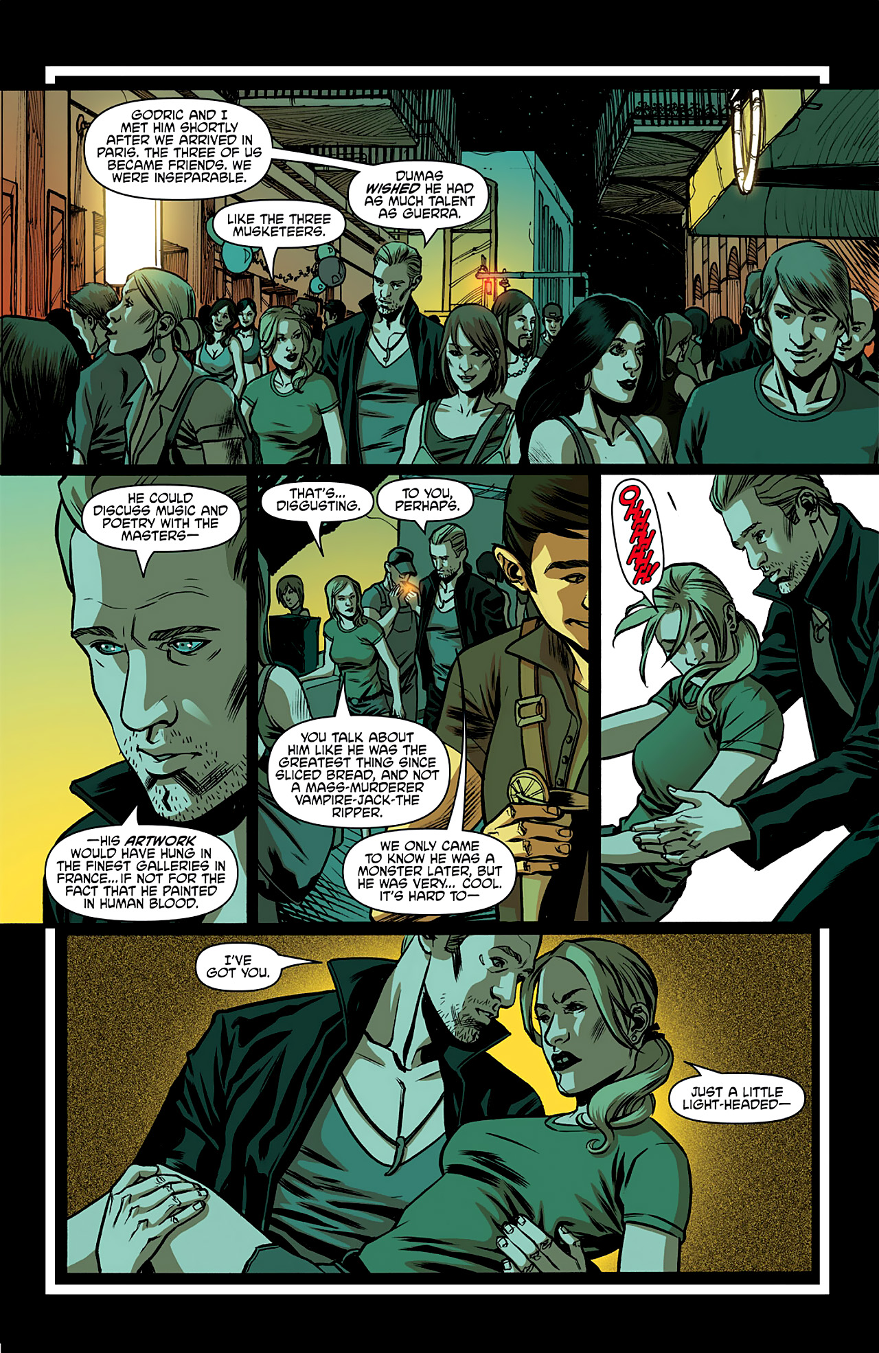 Read online True Blood: French Quarter comic -  Issue #2 - 13