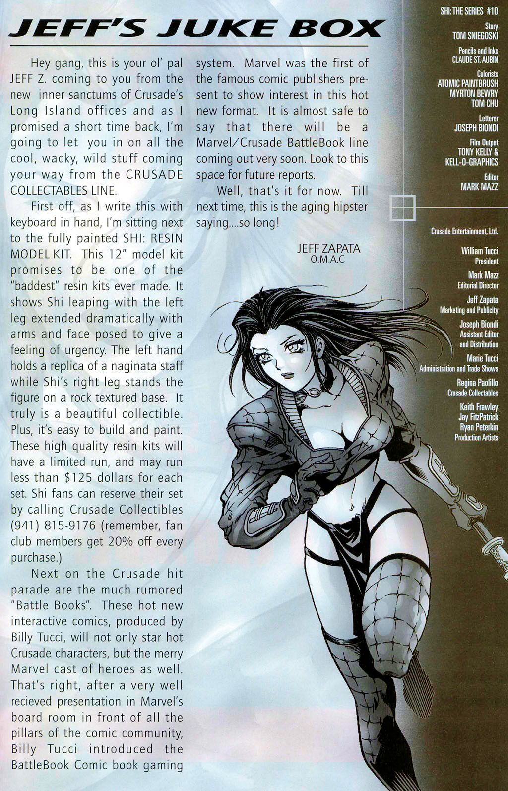 Read online Shi: The Series comic -  Issue #10 - 25