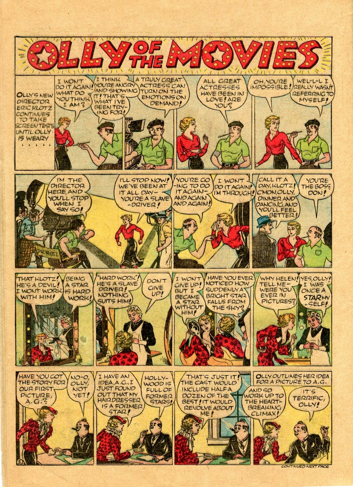 Read online Famous Funnies comic -  Issue #56 - 44