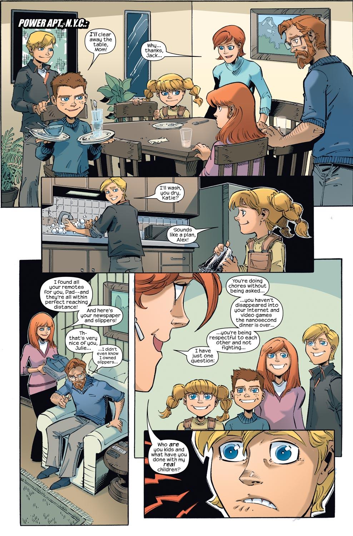 Read online Skrulls vs. Power Pack comic -  Issue #1 - 2
