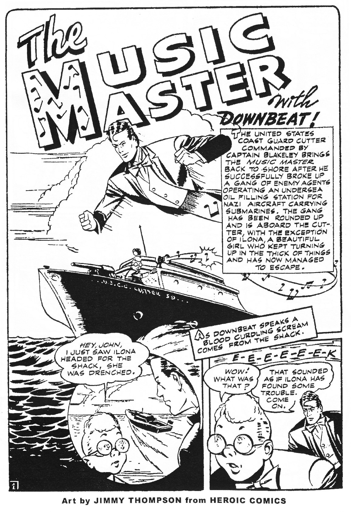 Read online Men of Mystery Comics comic -  Issue #77 - 51