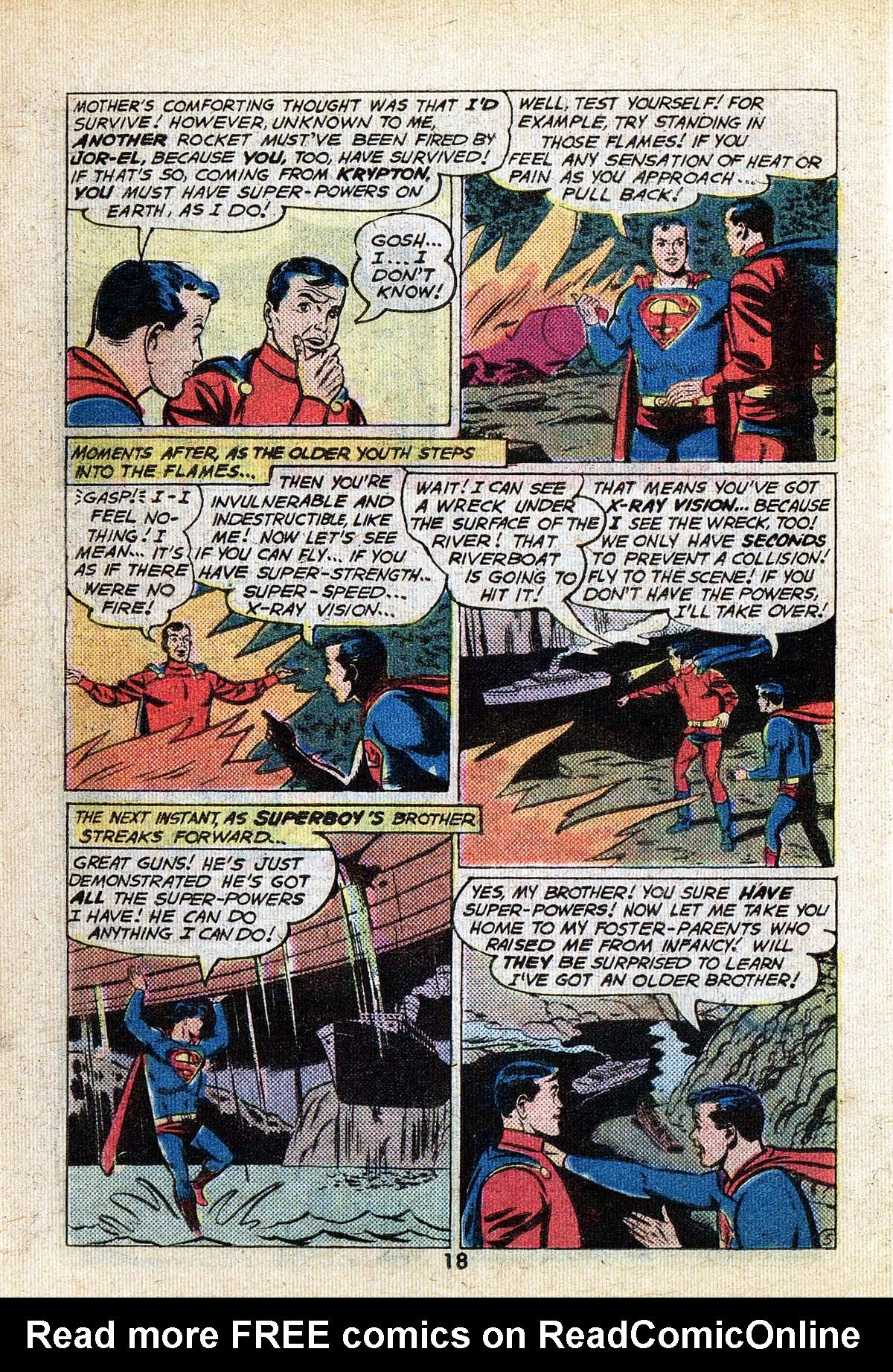 Read online Adventure Comics (1938) comic -  Issue #494 - 18